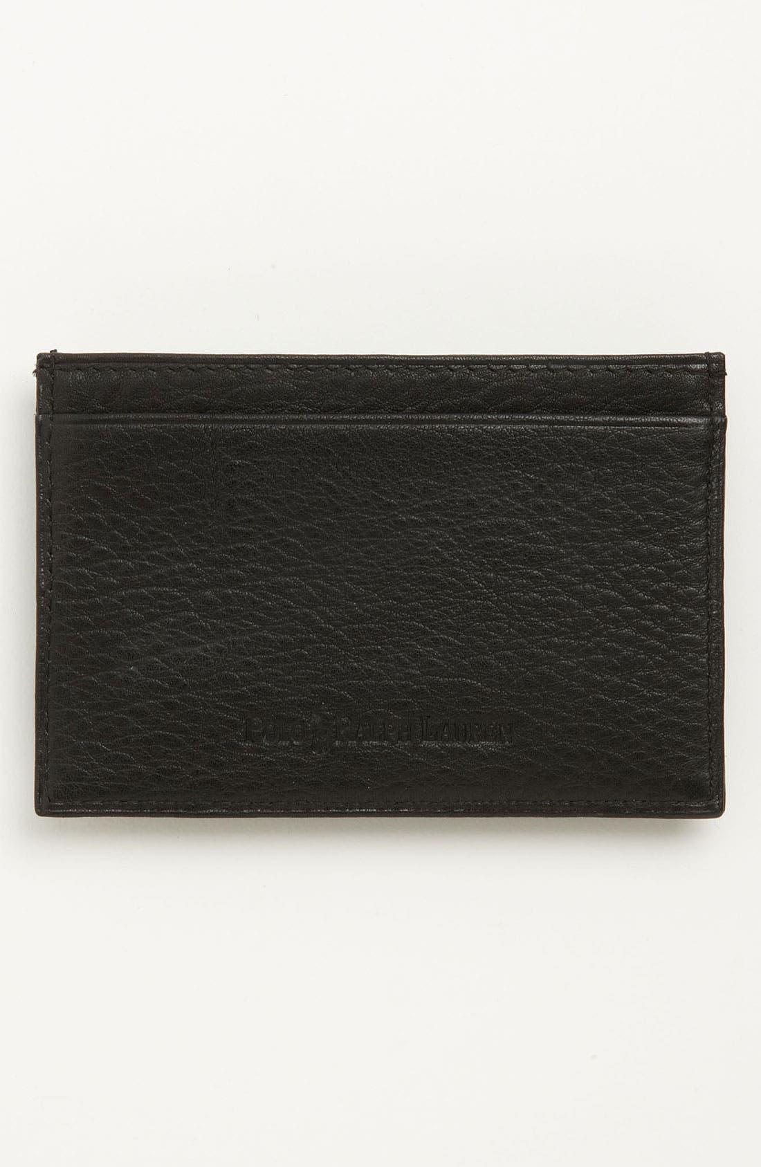 Slim Card Case,                             Alternate thumbnail 2, color,                             001