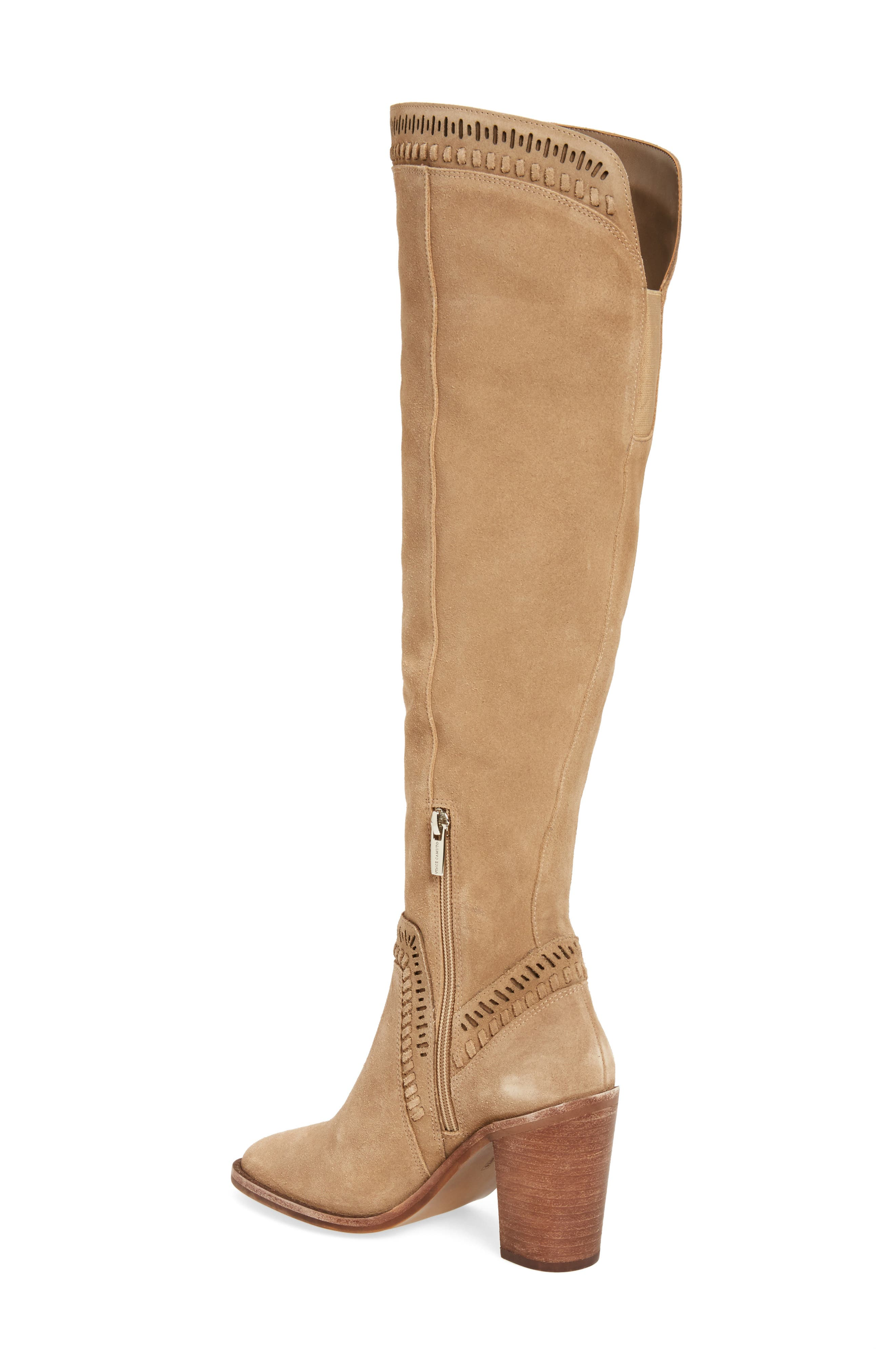 Madolee Over the Knee Boot,                             Alternate thumbnail 8, color,