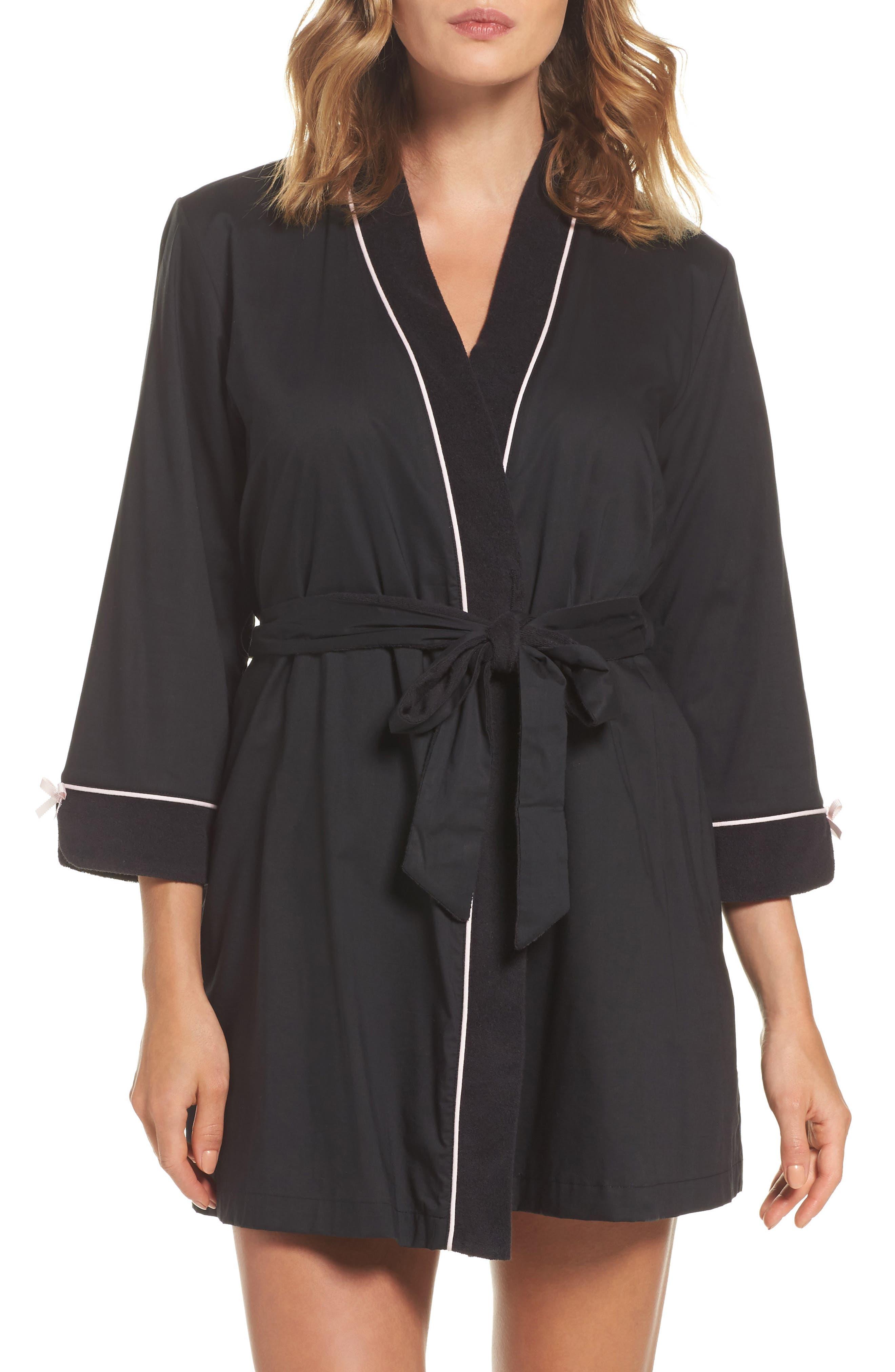 short robe,                             Main thumbnail 1, color,                             001