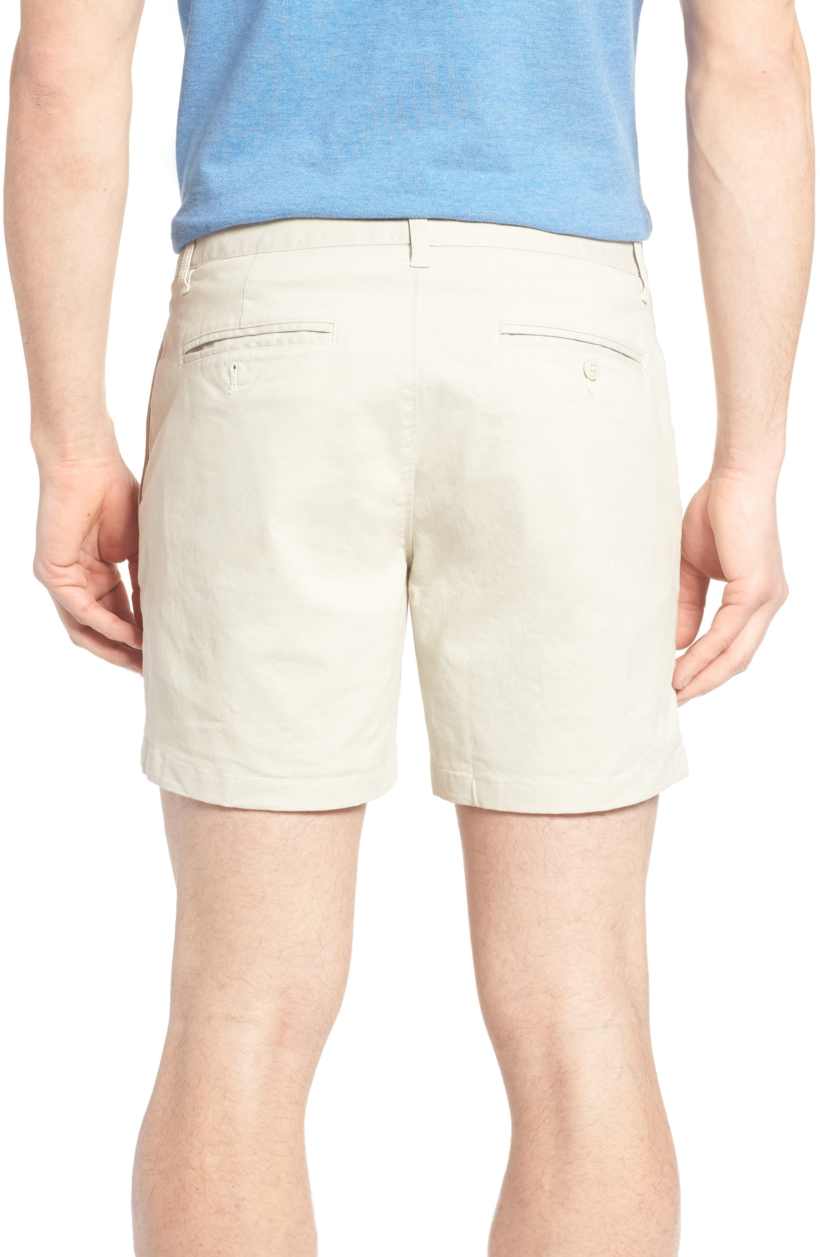 Stretch Washed Chino 5-Inch Shorts,                             Alternate thumbnail 52, color,