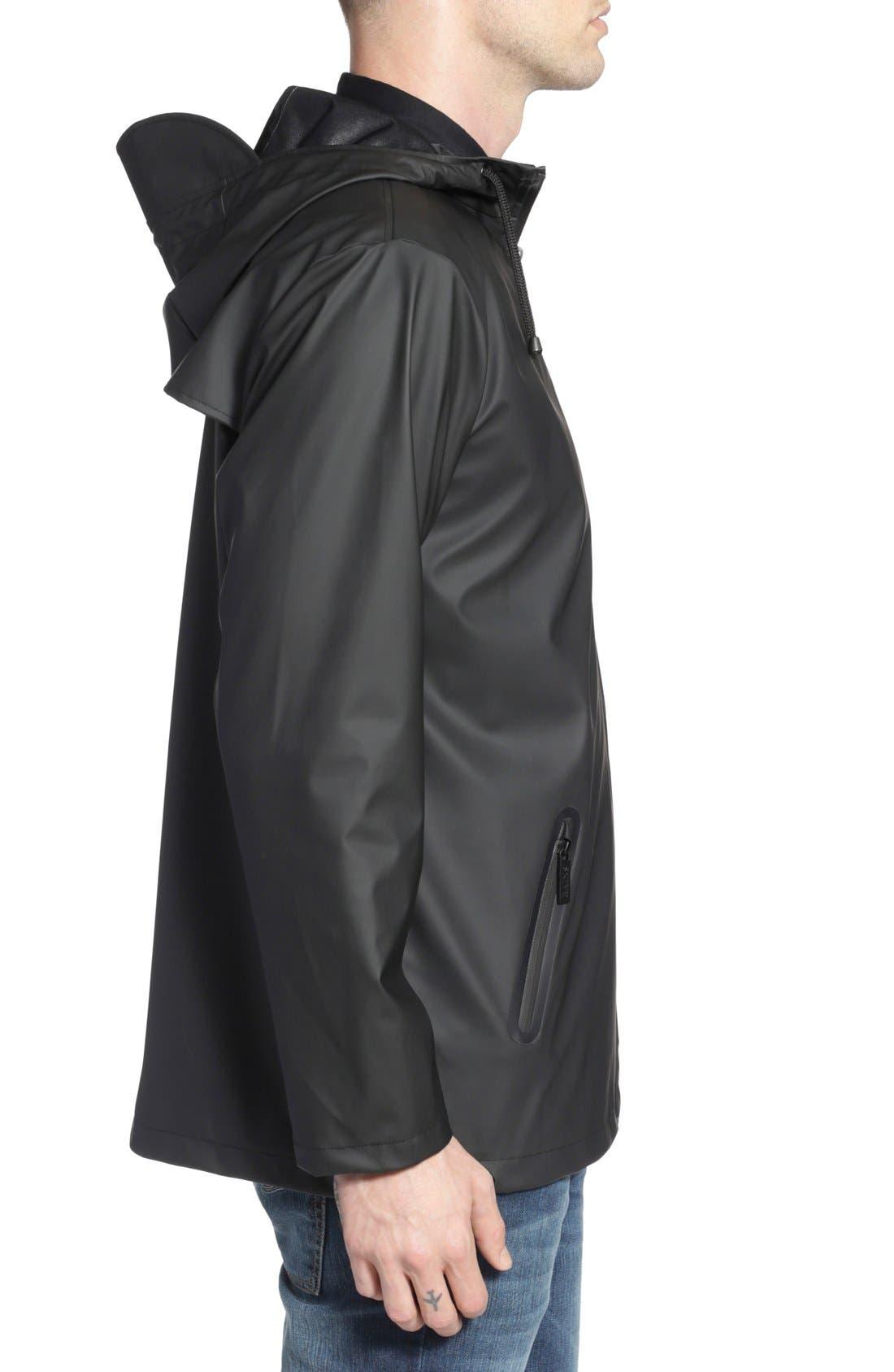 'OC Exclusive' Waterproof Breaker Jacket,                             Alternate thumbnail 2, color,                             001