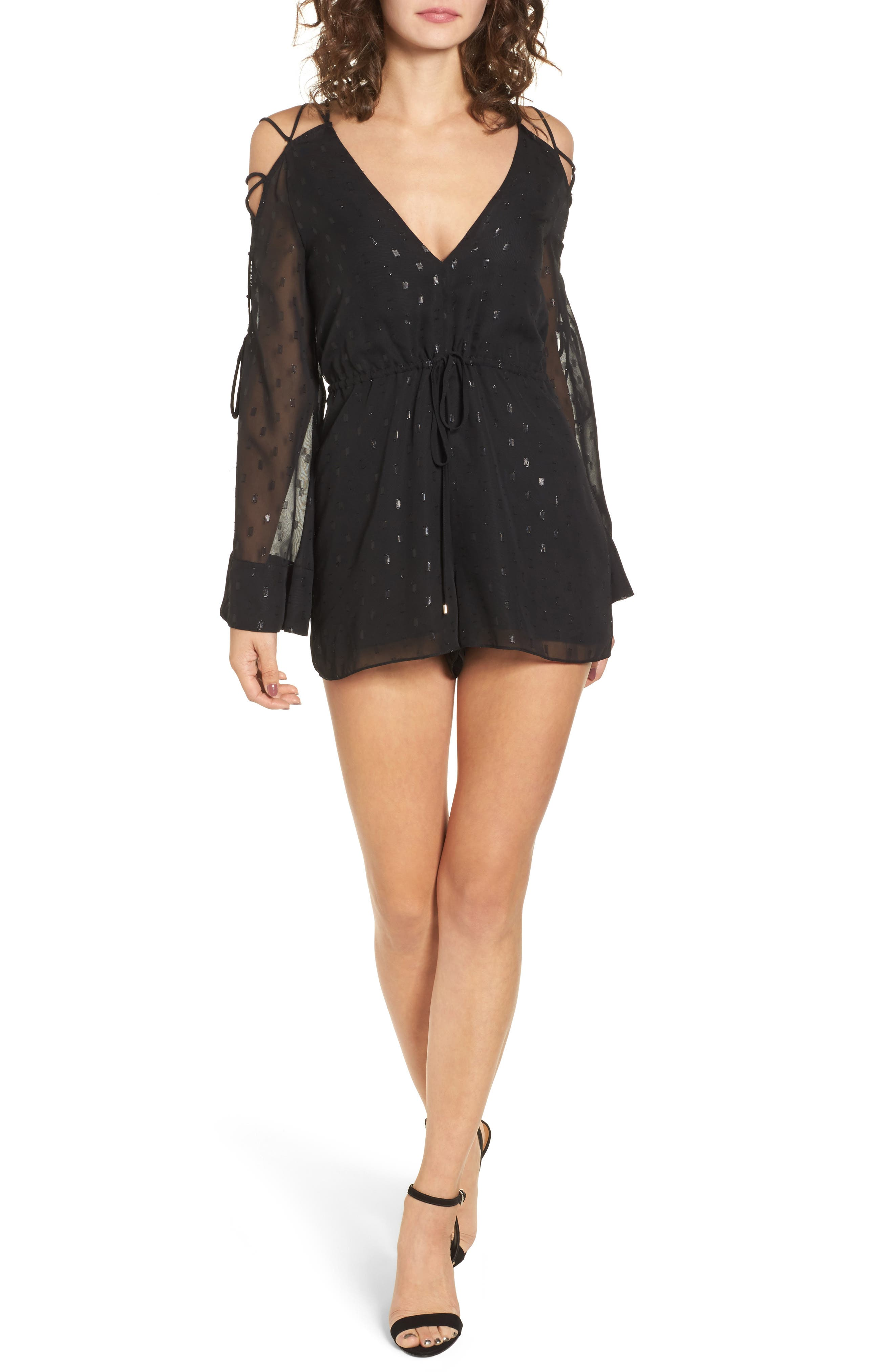 Last Chance Romper,                         Main,                         color, 001