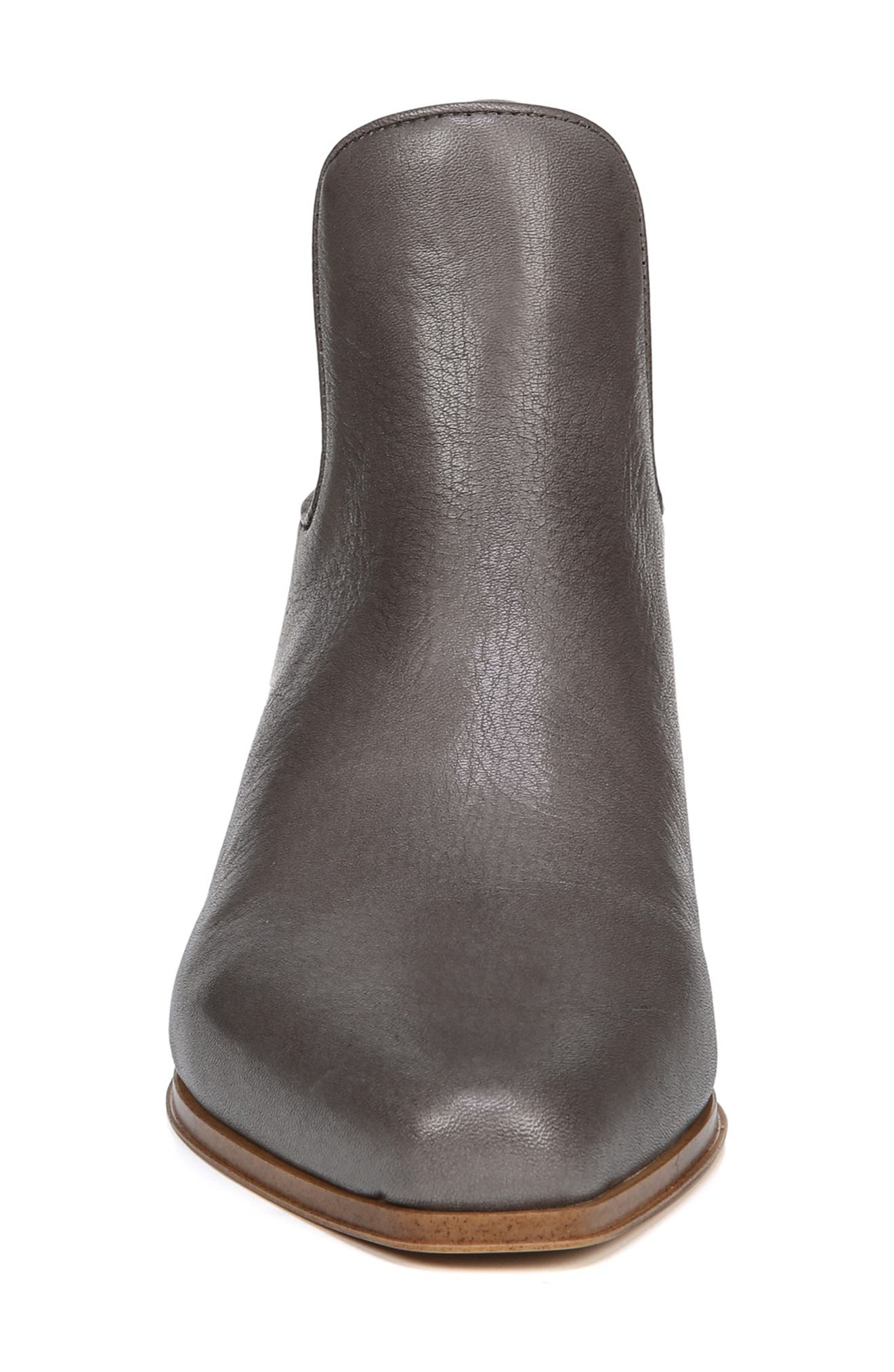 Ashbury Bootie,                             Alternate thumbnail 4, color,                             GREYSTONE LEATHER