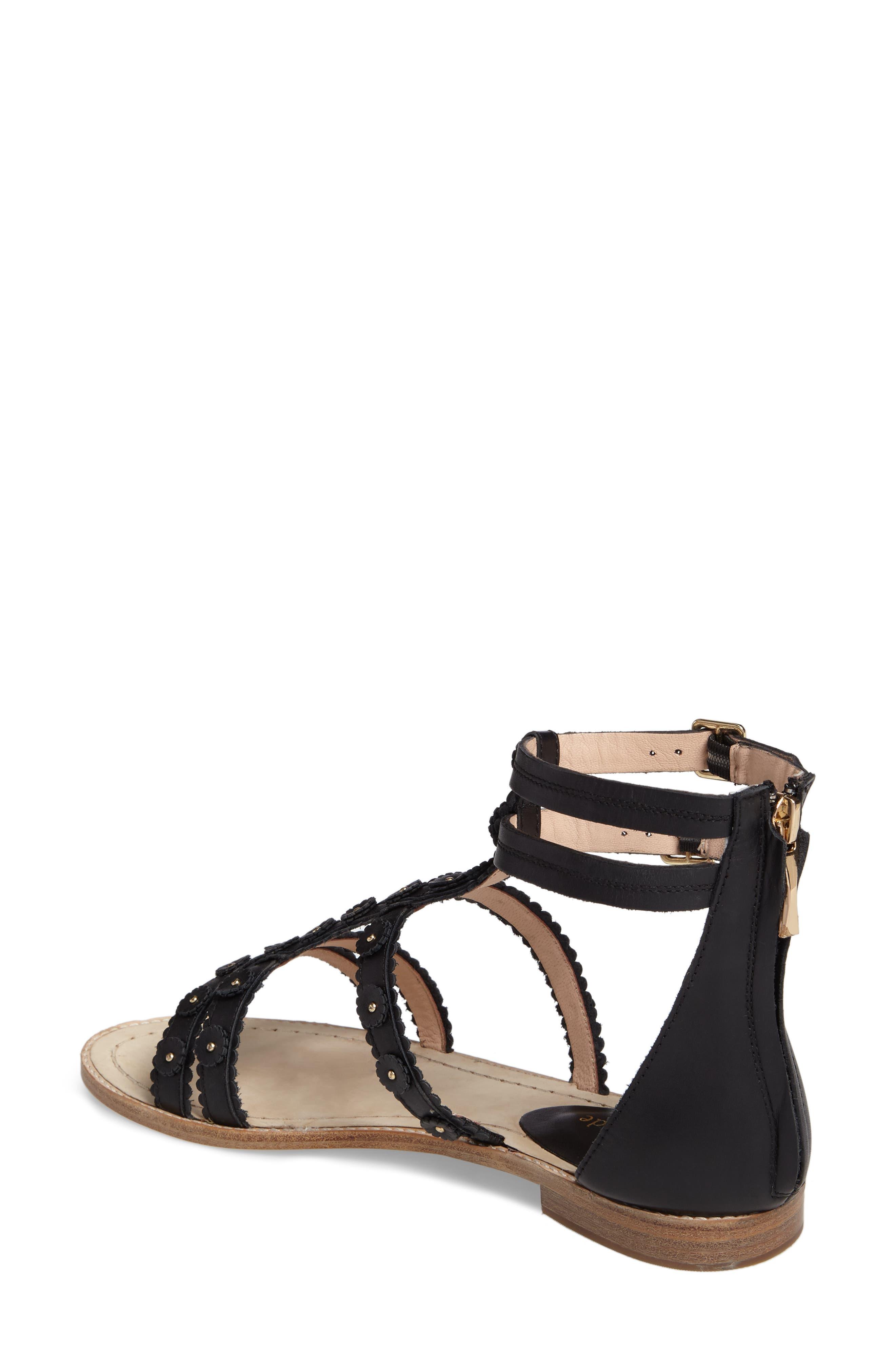 santina sandal,                             Alternate thumbnail 3, color,