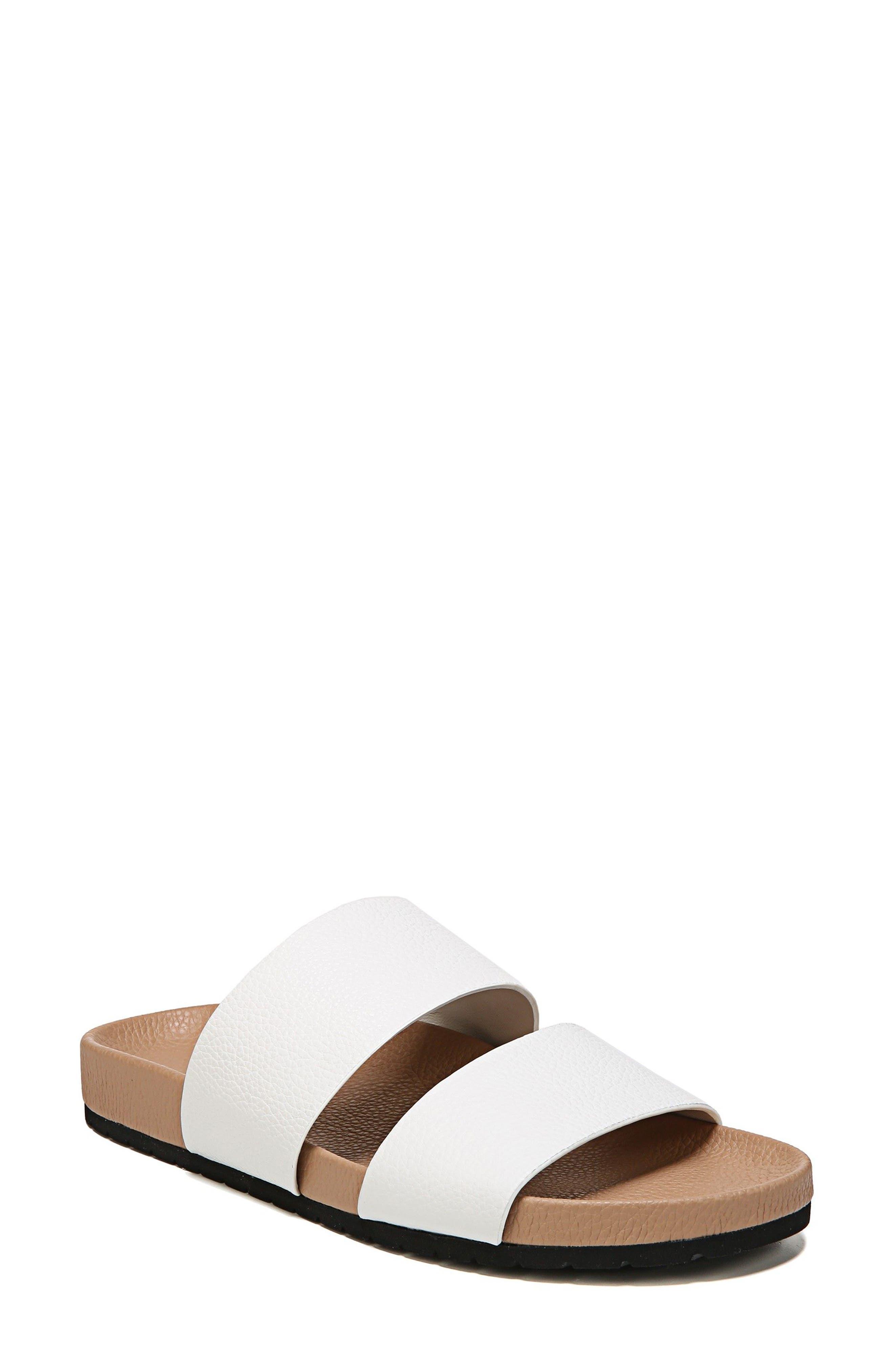 Georgie Slide Sandal,                         Main,                         color, 101