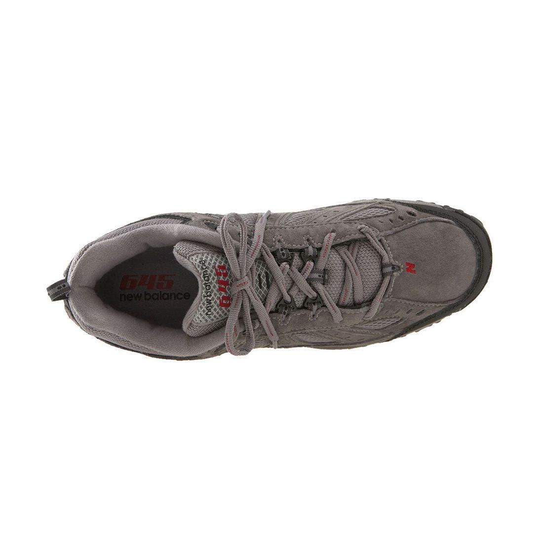 NEW BALANCE,                             'MW645' Hiking Shoe,                             Alternate thumbnail 4, color,                             030