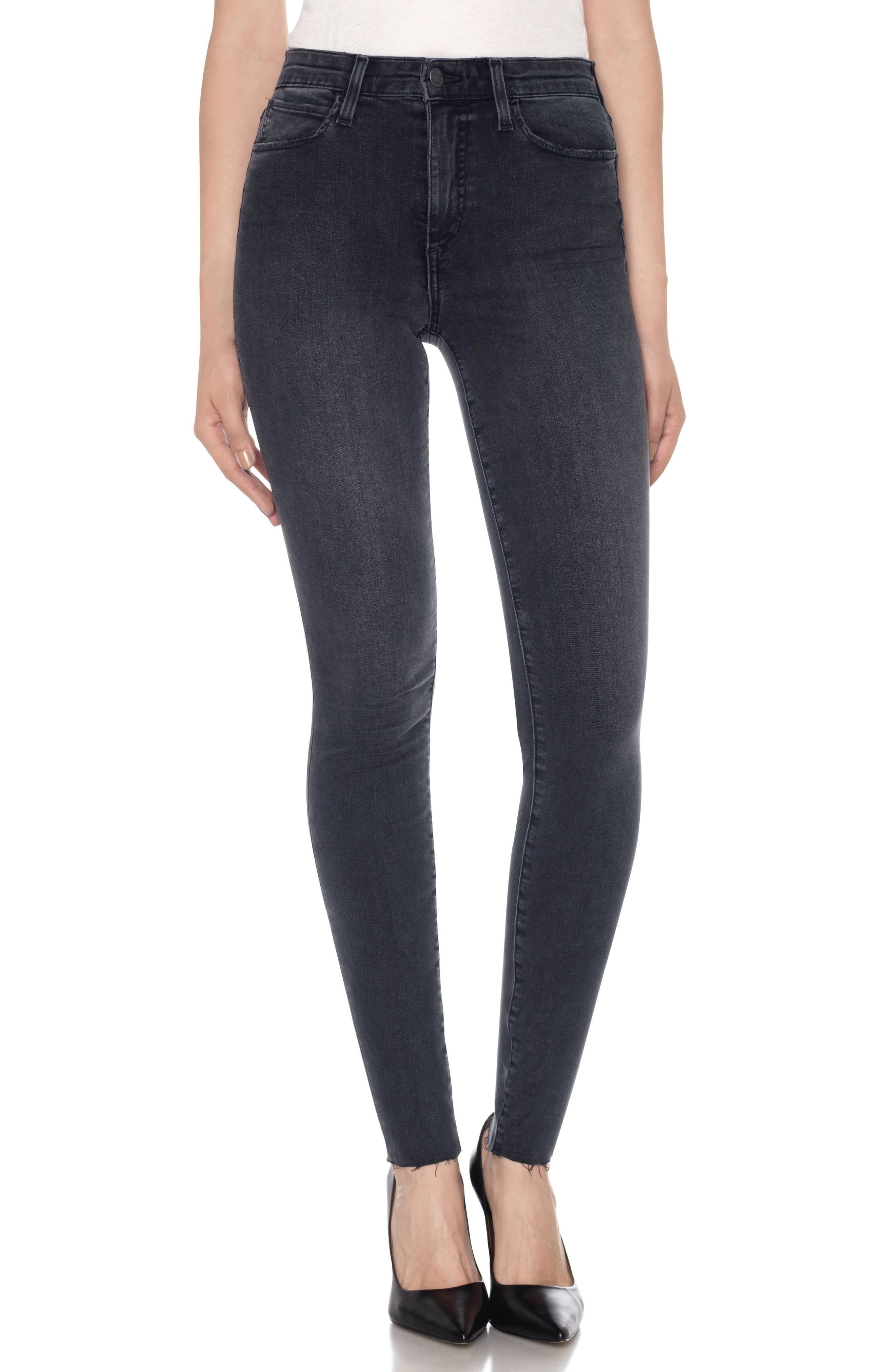 Flawless - Charlie High Waist Skinny Jeans,                         Main,                         color, 015
