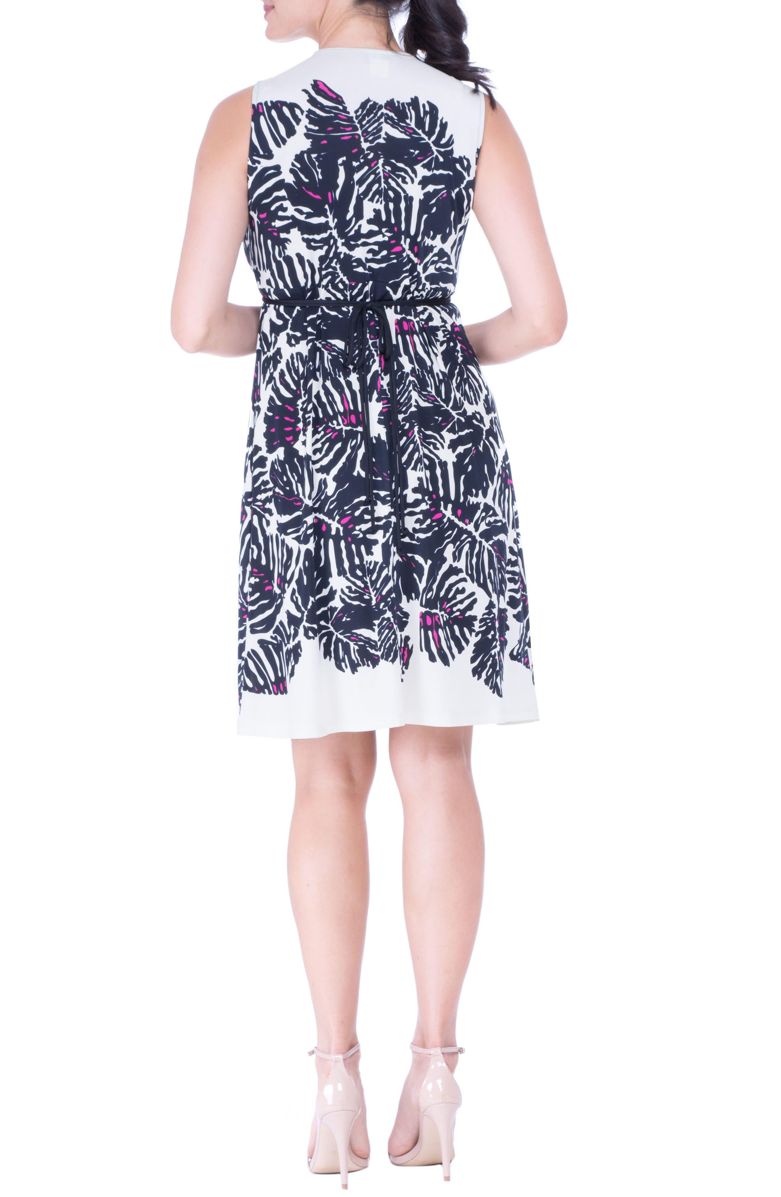 Print Maternity Dress,                             Alternate thumbnail 2, color,