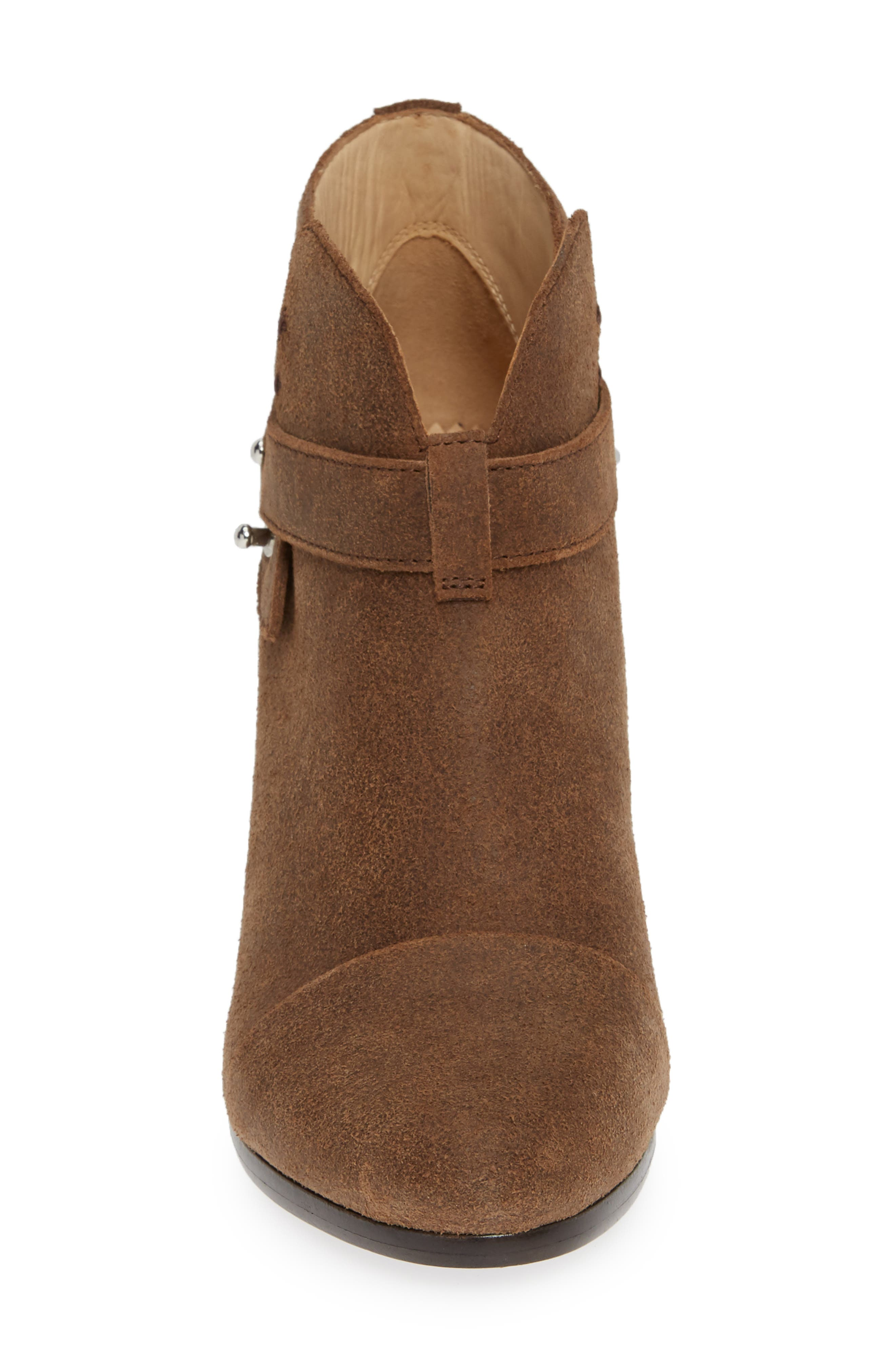 'Harrow' Leather Boot,                             Alternate thumbnail 4, color,                             200