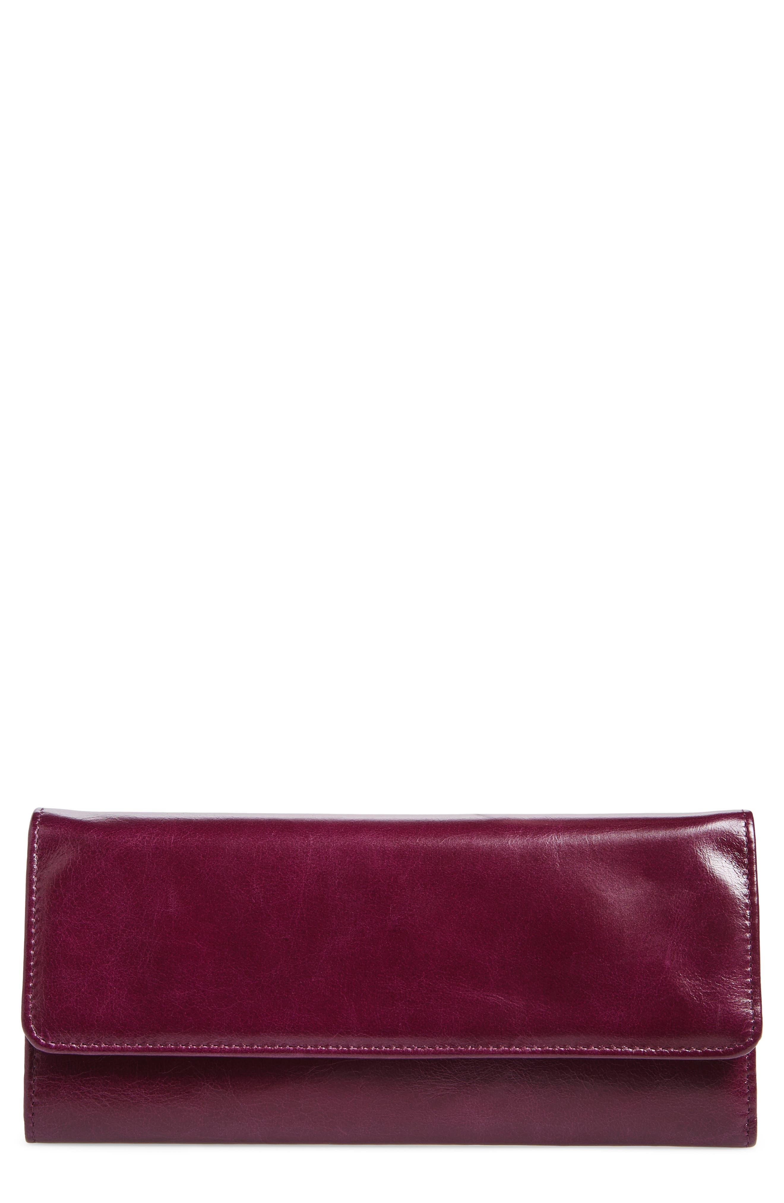 'Sadie' Leather Wallet,                             Main thumbnail 8, color,