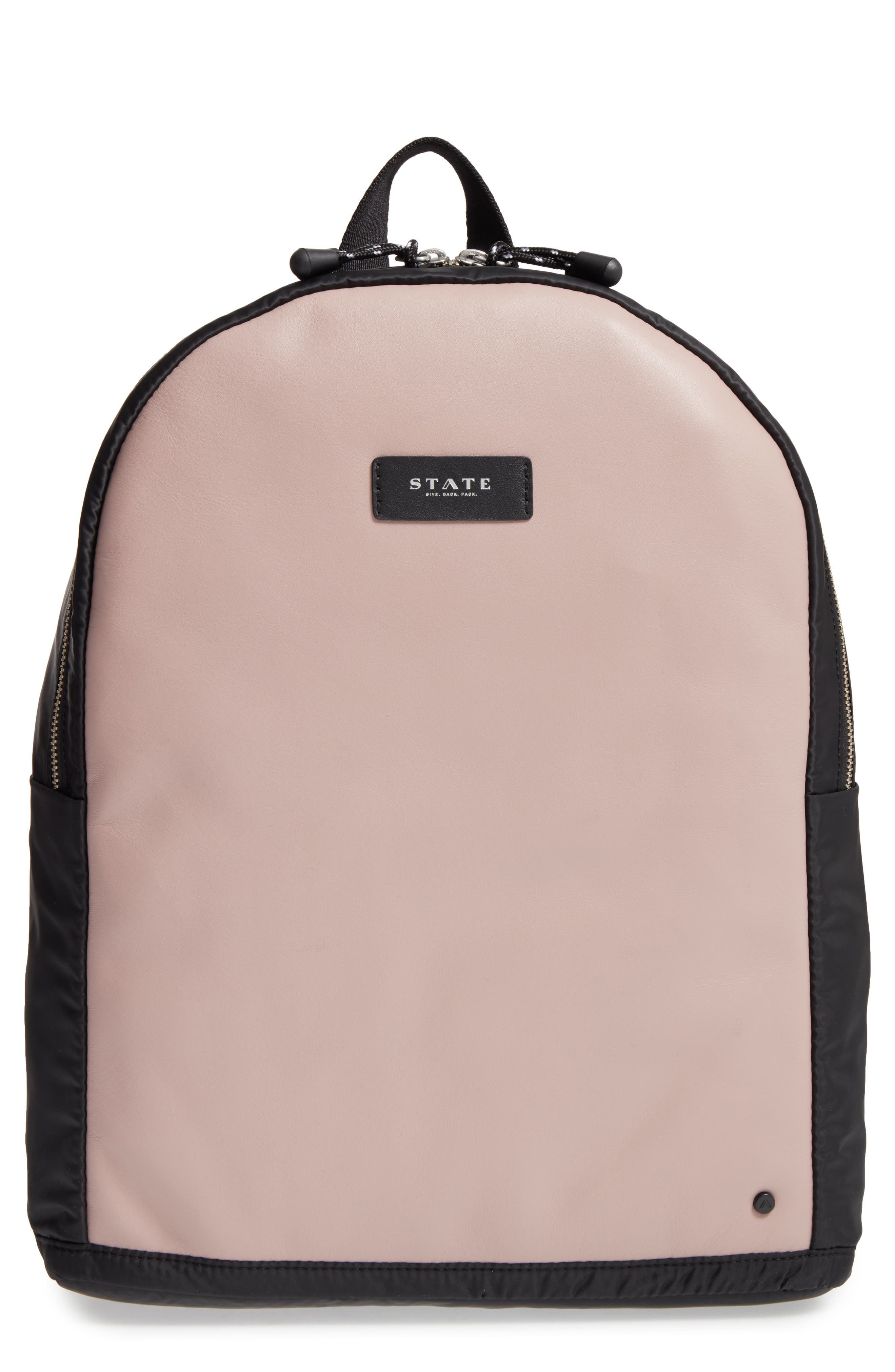STATE BAGS Cass Backpack, Main, color, 650