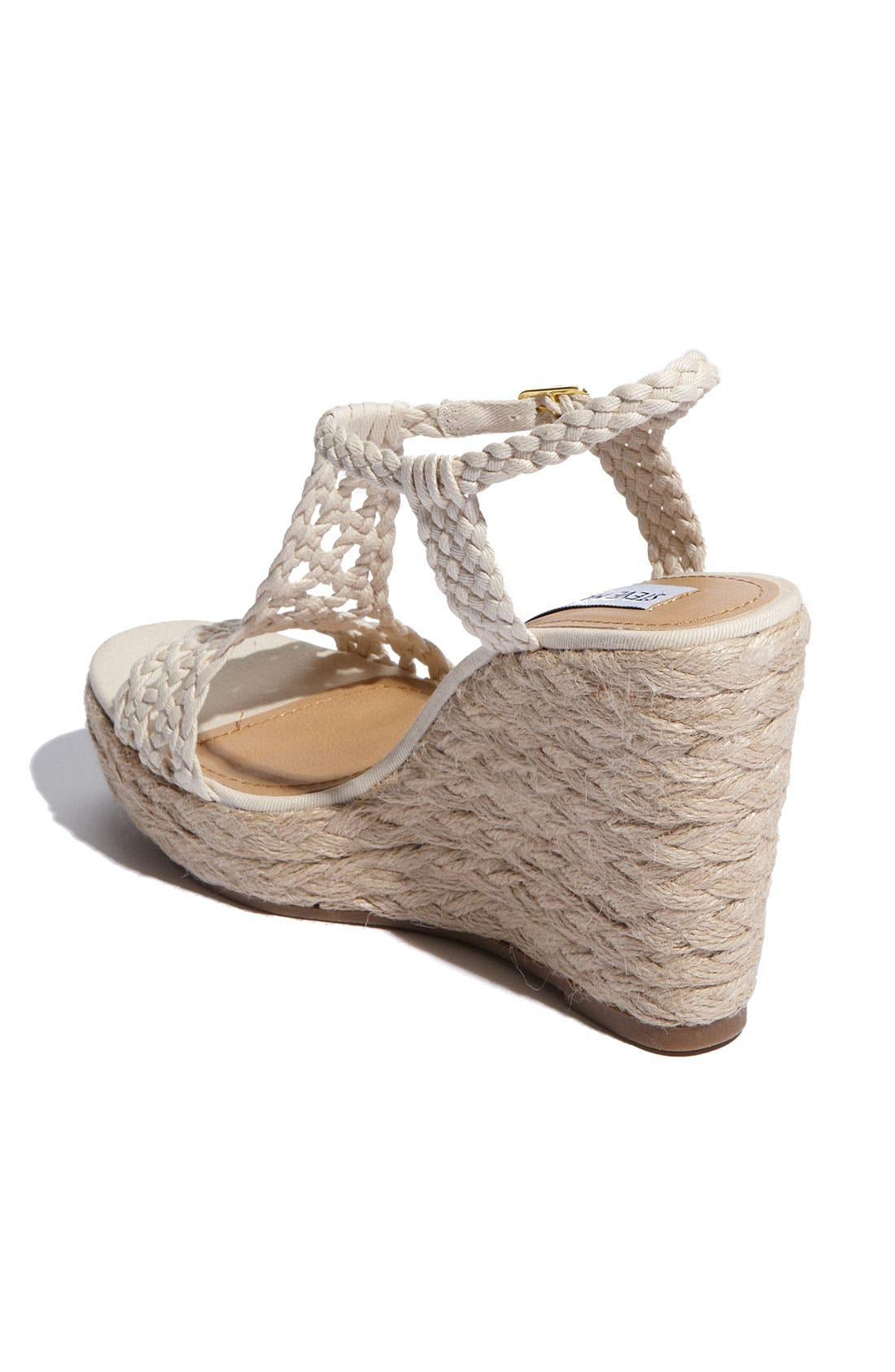 'Manngo' Woven Sandal,                             Alternate thumbnail 14, color,