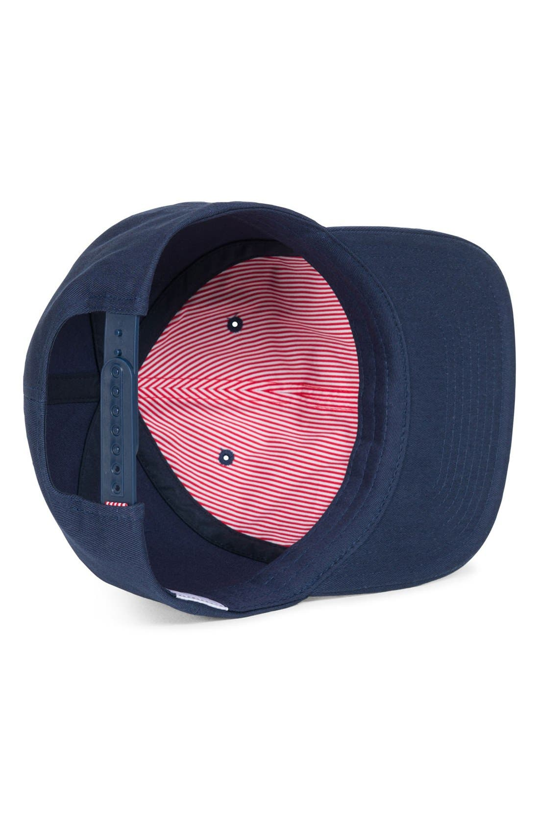 'Mosby' Snapback Baseball Cap,                             Alternate thumbnail 8, color,