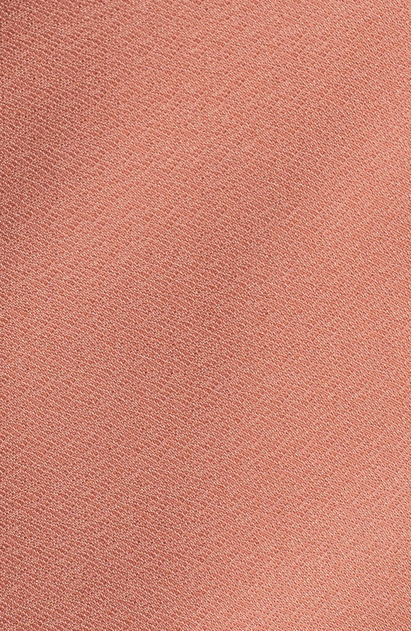 Flounce Sleeve Faux Wrap Top,                             Alternate thumbnail 24, color,