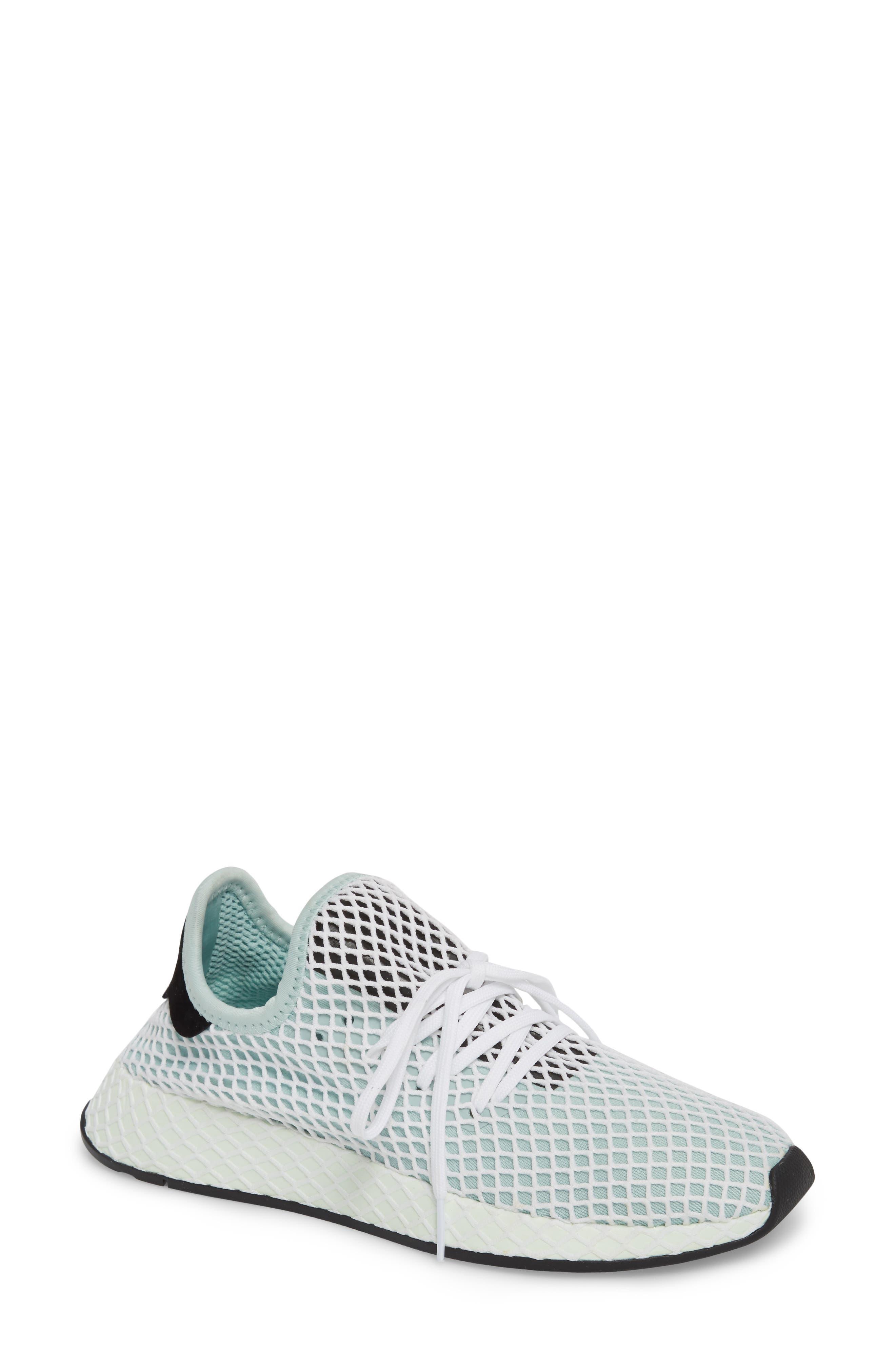 Deerupt Runner Sneaker,                         Main,                         color, ASH GREEN/ ASH GREEN