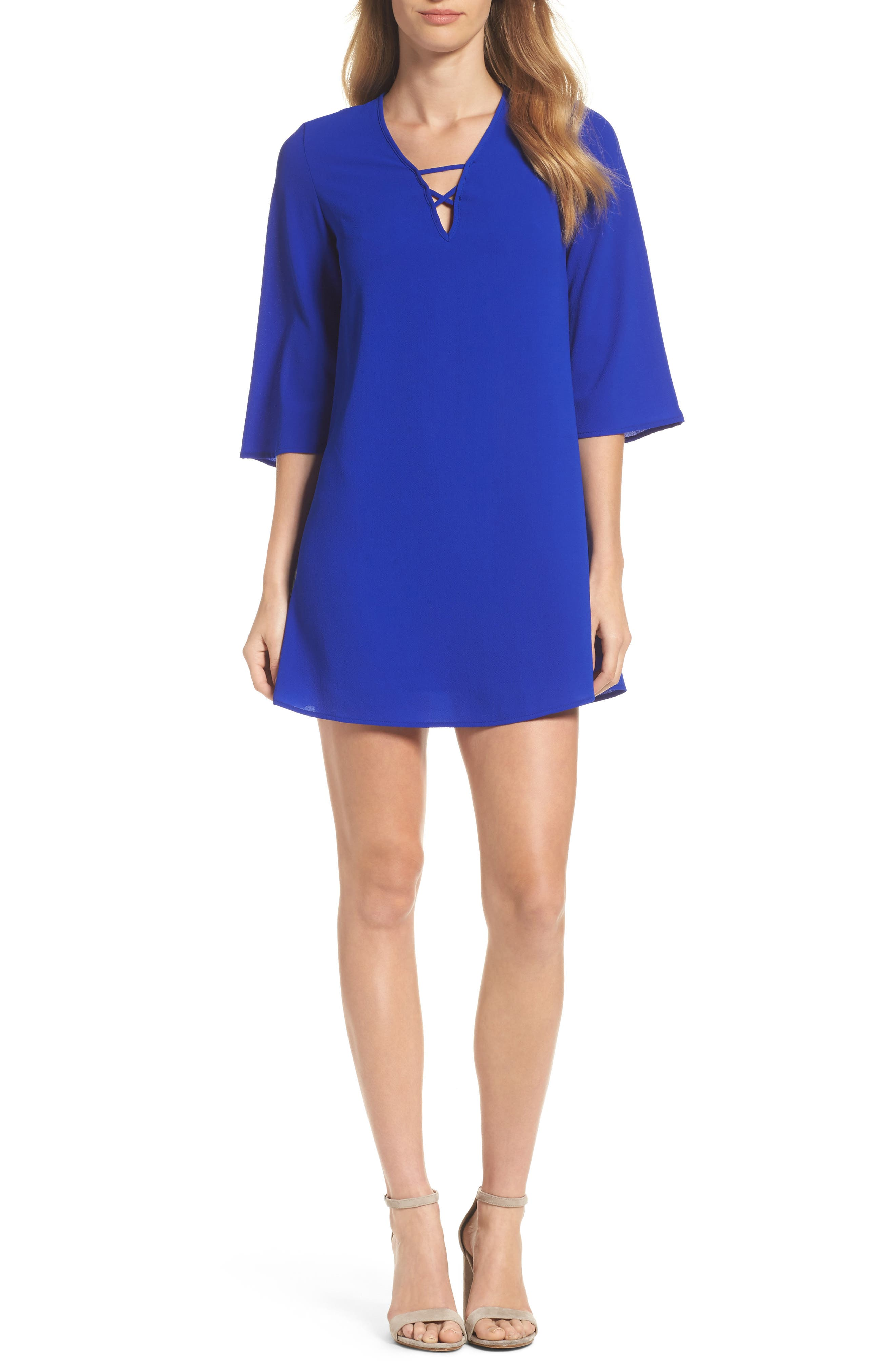Shift Dress,                             Main thumbnail 1, color,