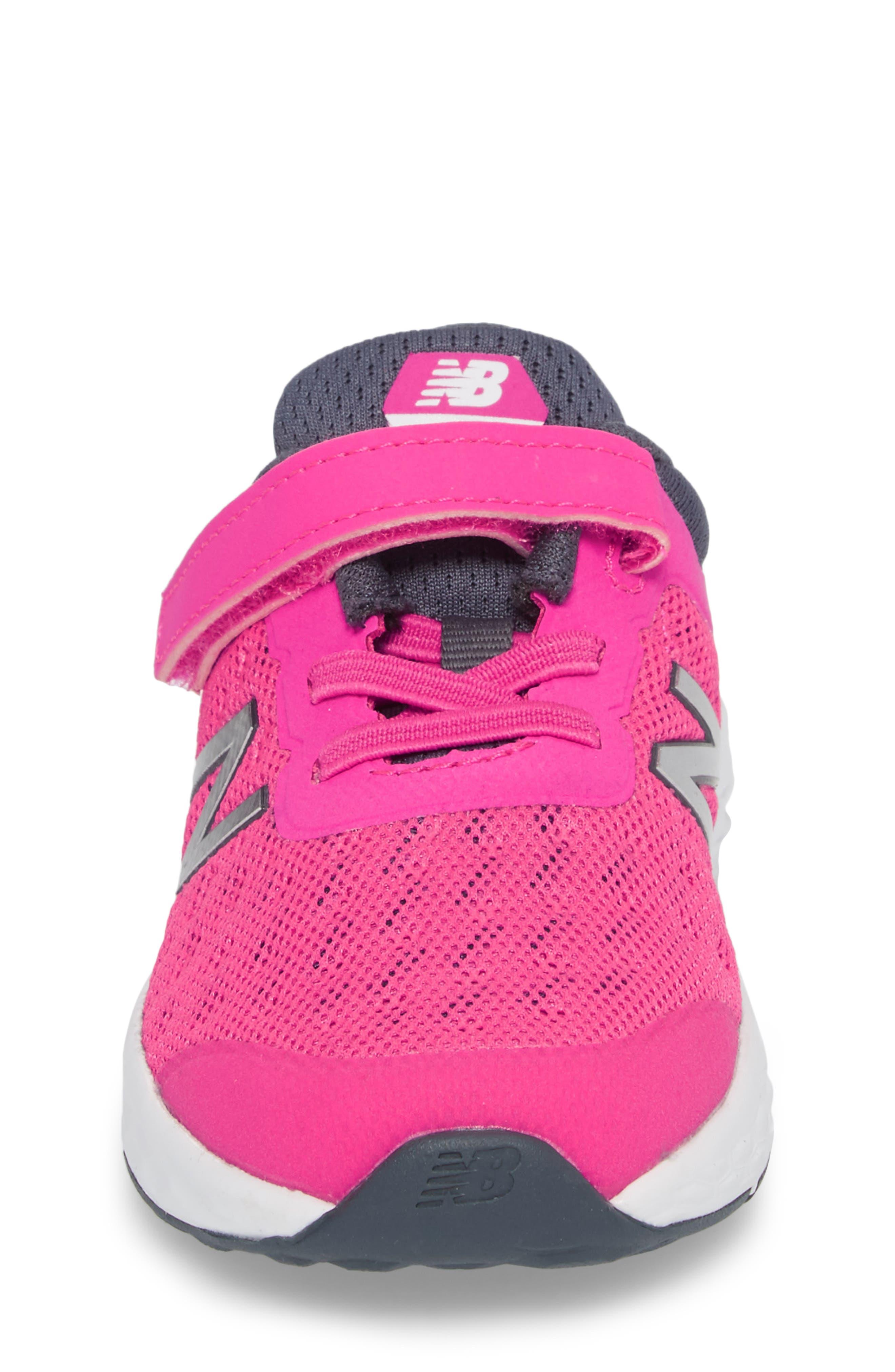 Fresh Foam Kaymin Sneaker,                             Alternate thumbnail 4, color,                             PINK GLOW