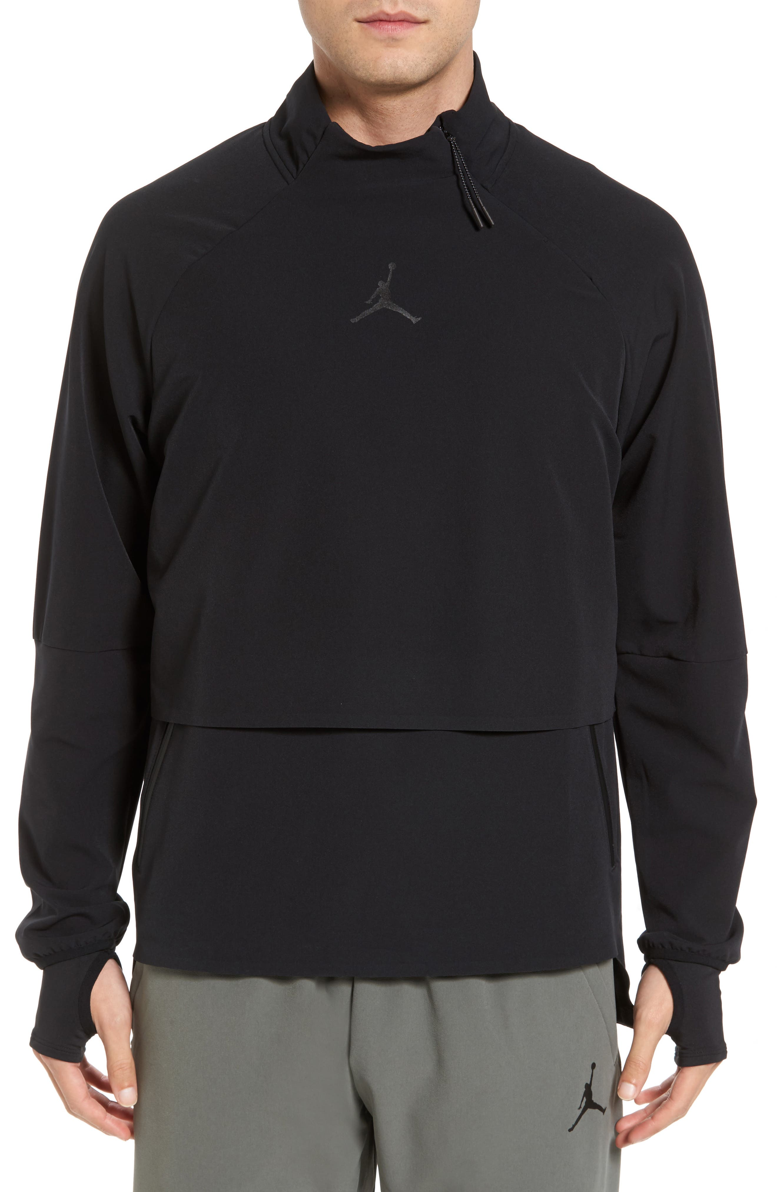 Nike Jordan 23 Tech Shield Jacket,                             Main thumbnail 1, color,                             010