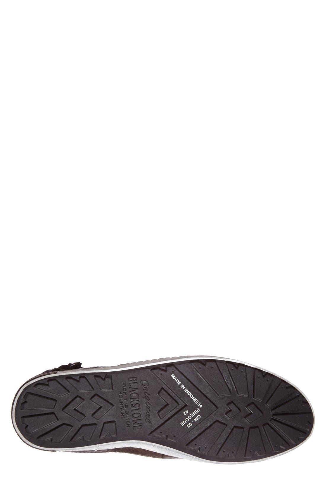 'GM05' High Top Sneaker,                             Alternate thumbnail 4, color,                             PINECONE