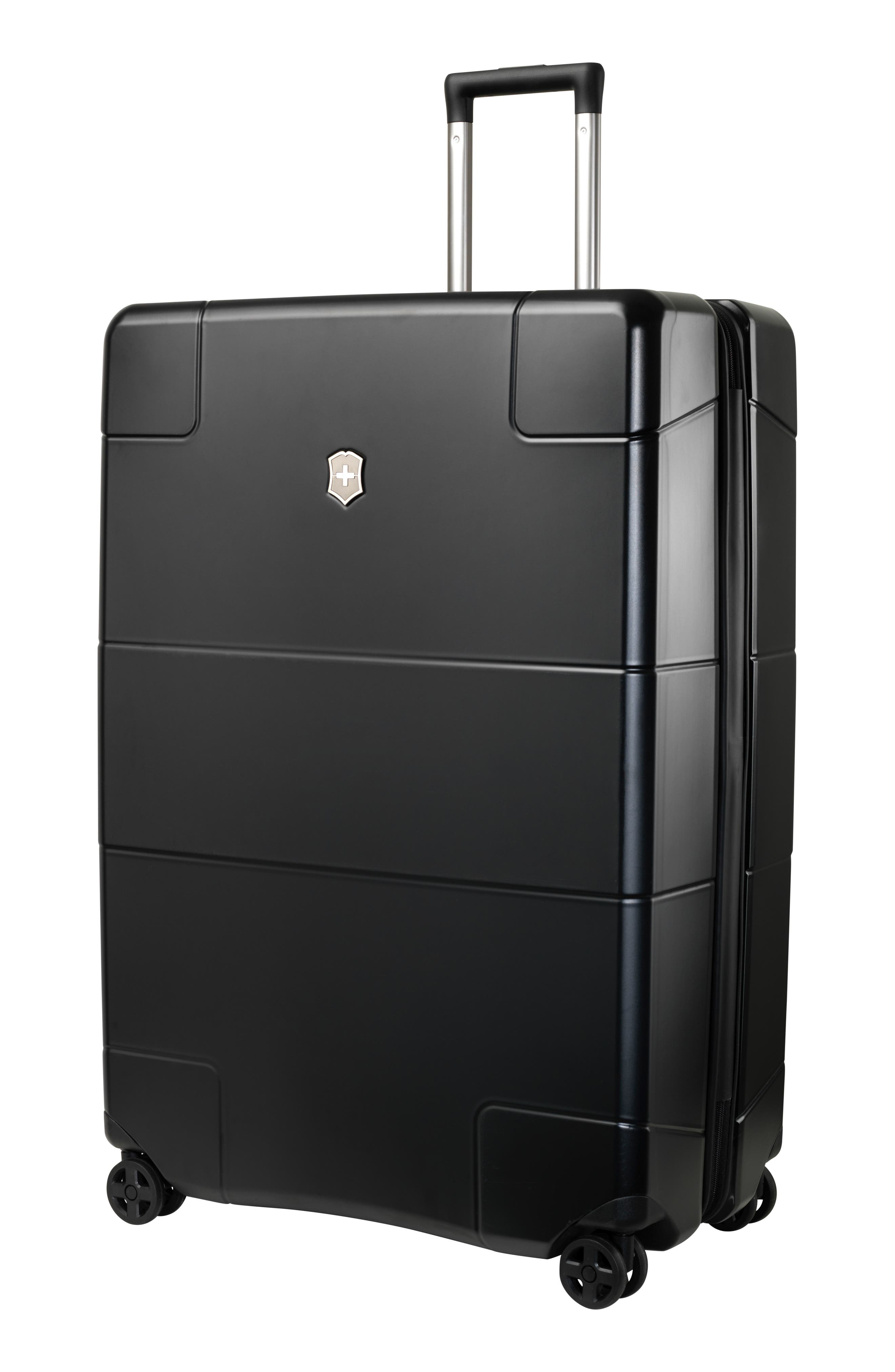 Lexicon Frequent Flyer 32-Inch Wheeled Suitcase,                             Alternate thumbnail 3, color,                             001