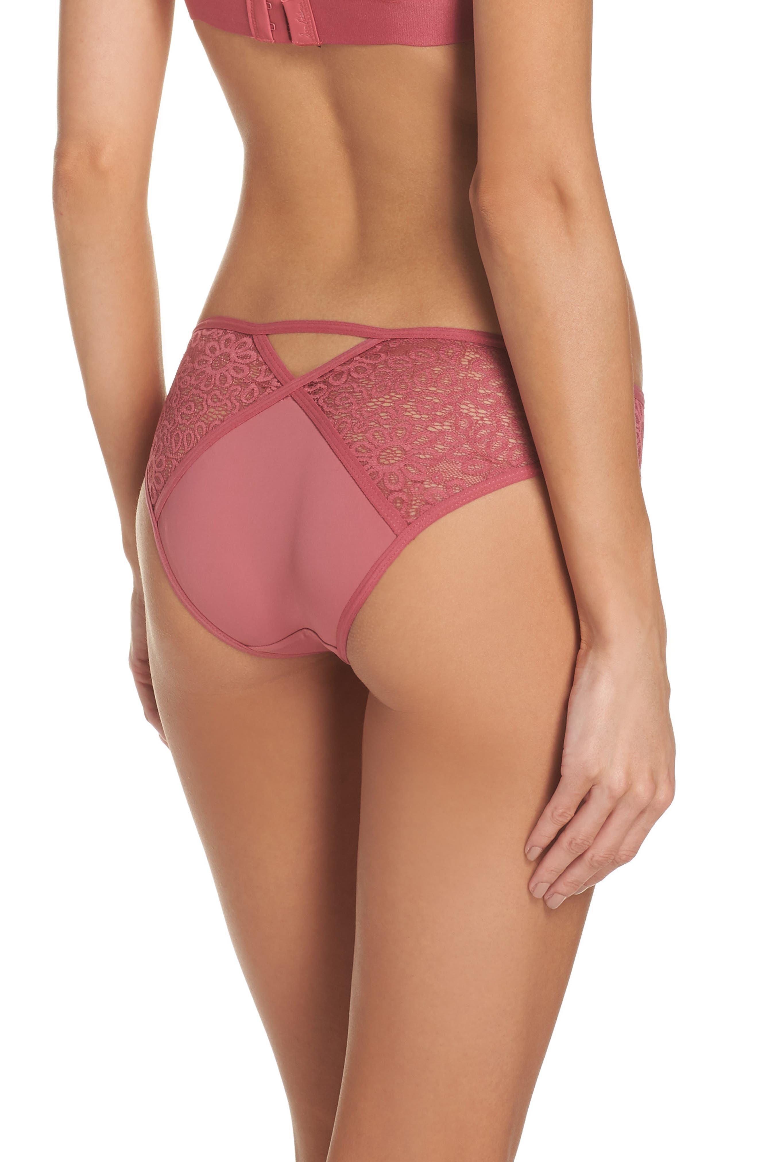 Lace Bikini,                             Alternate thumbnail 2, color,
