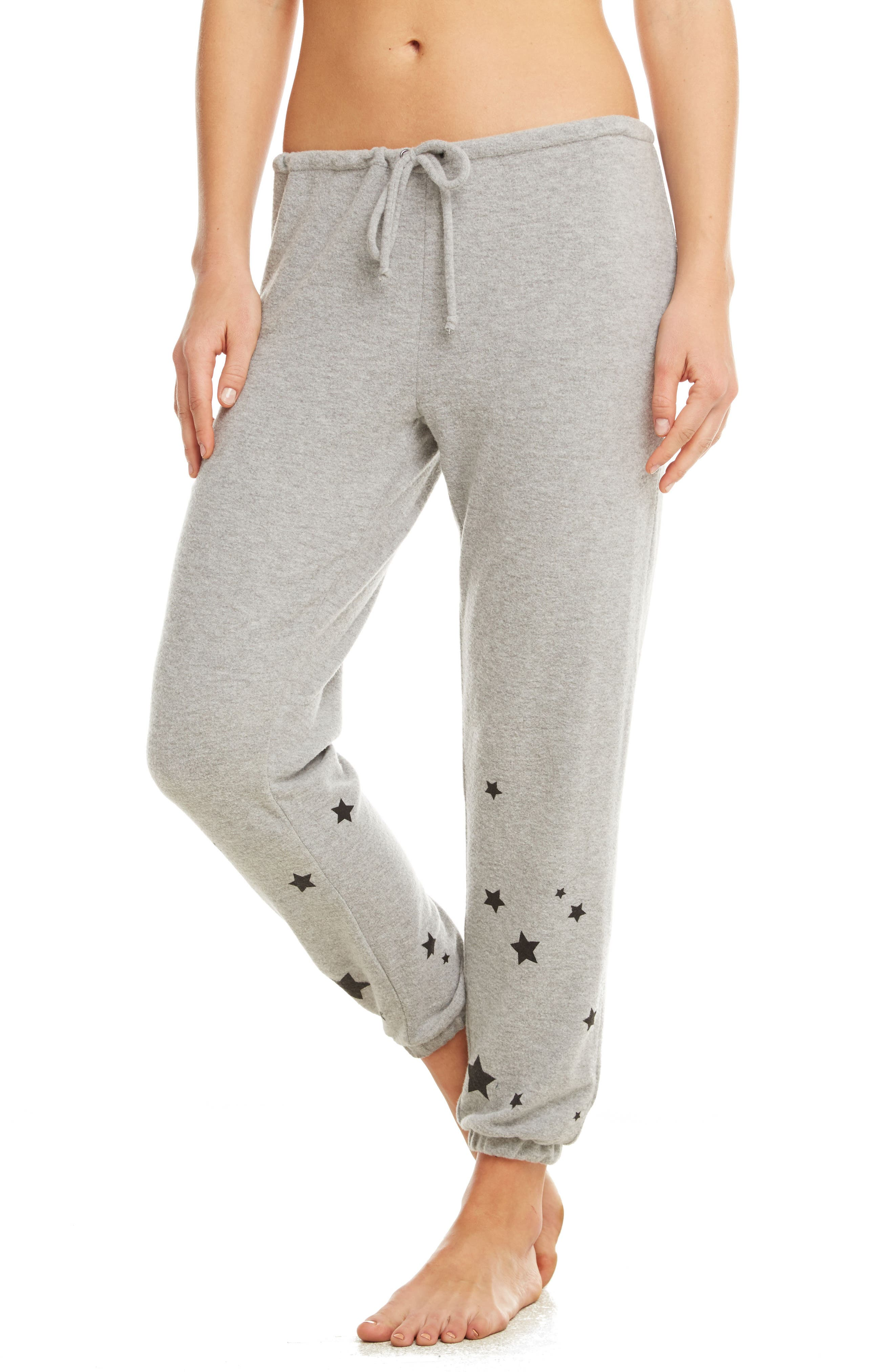 Love Knit Sweatpants,                         Main,                         color, HEATHER GREY