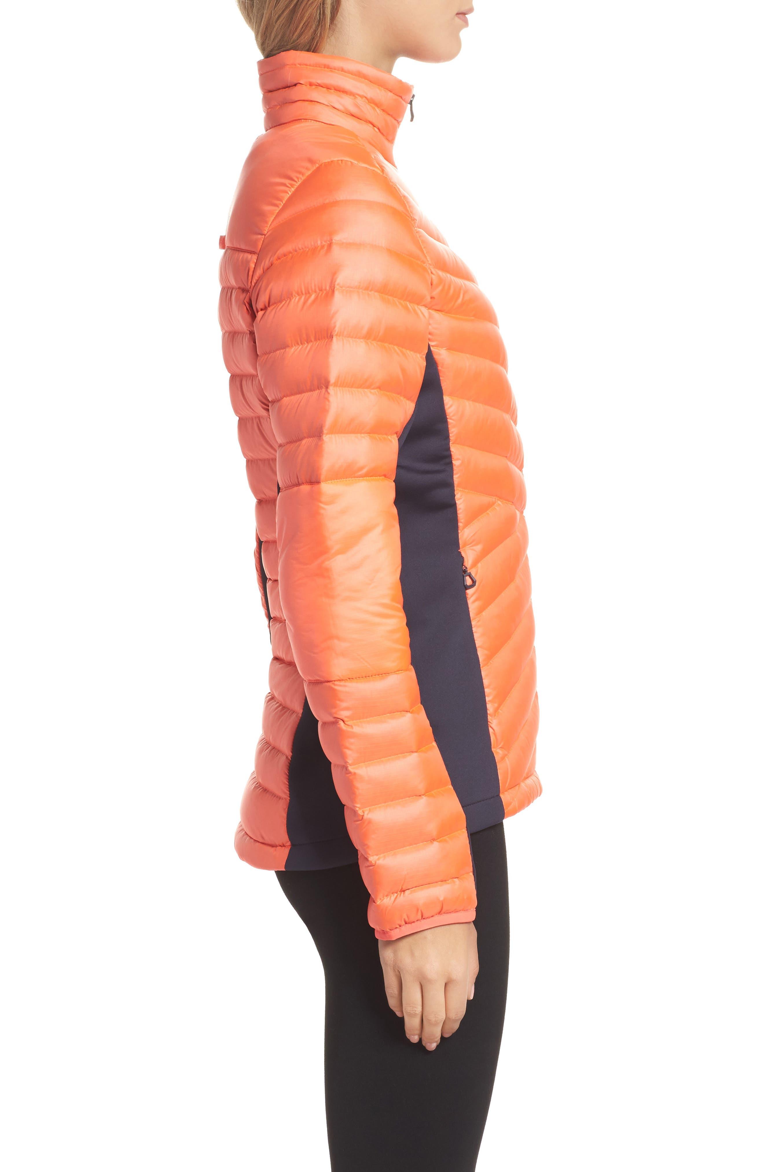Verglas Hybrid Down Insulator Jacket,                             Alternate thumbnail 9, color,