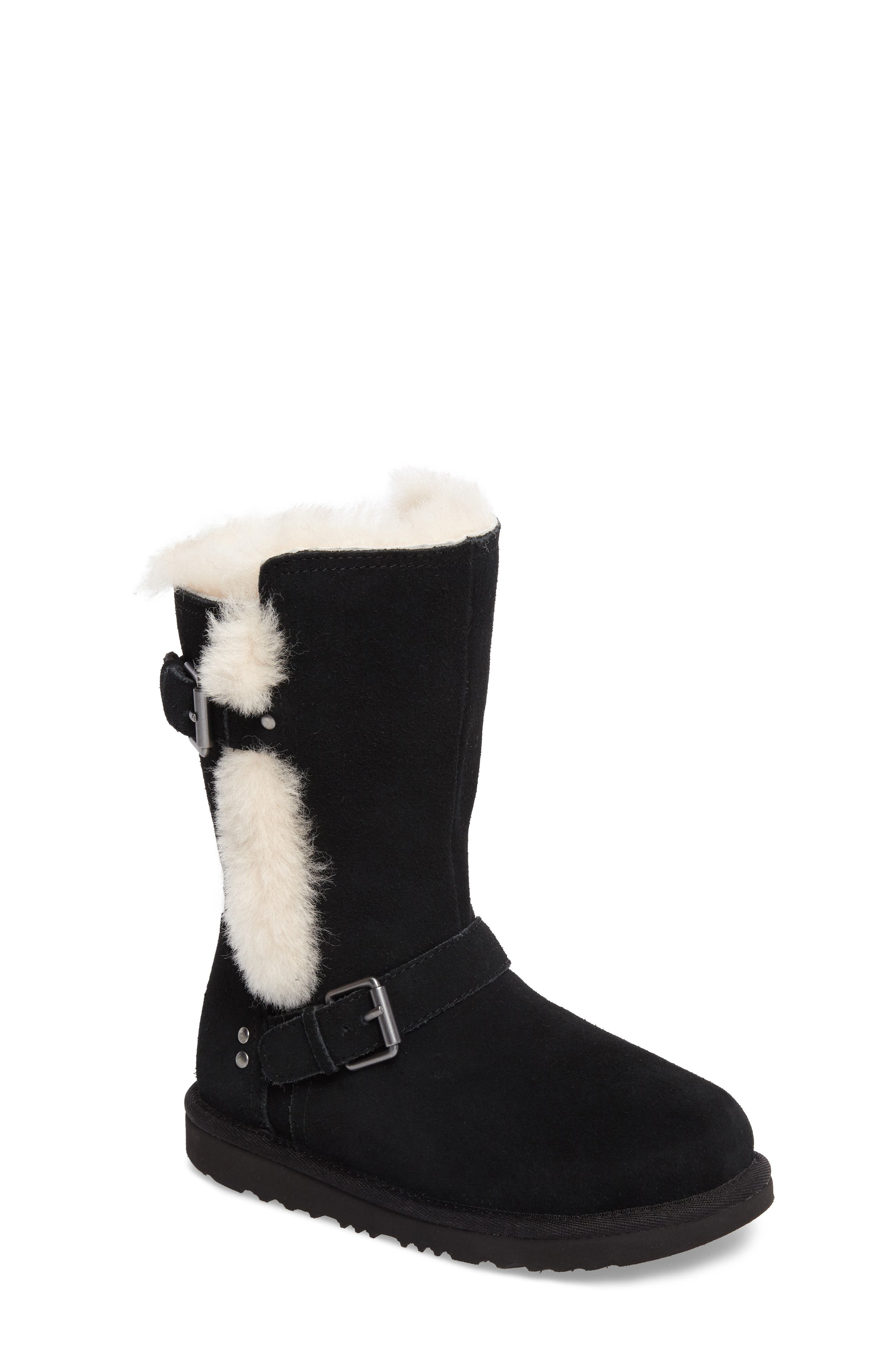 Magda Water Resistant Boot,                         Main,                         color, 001