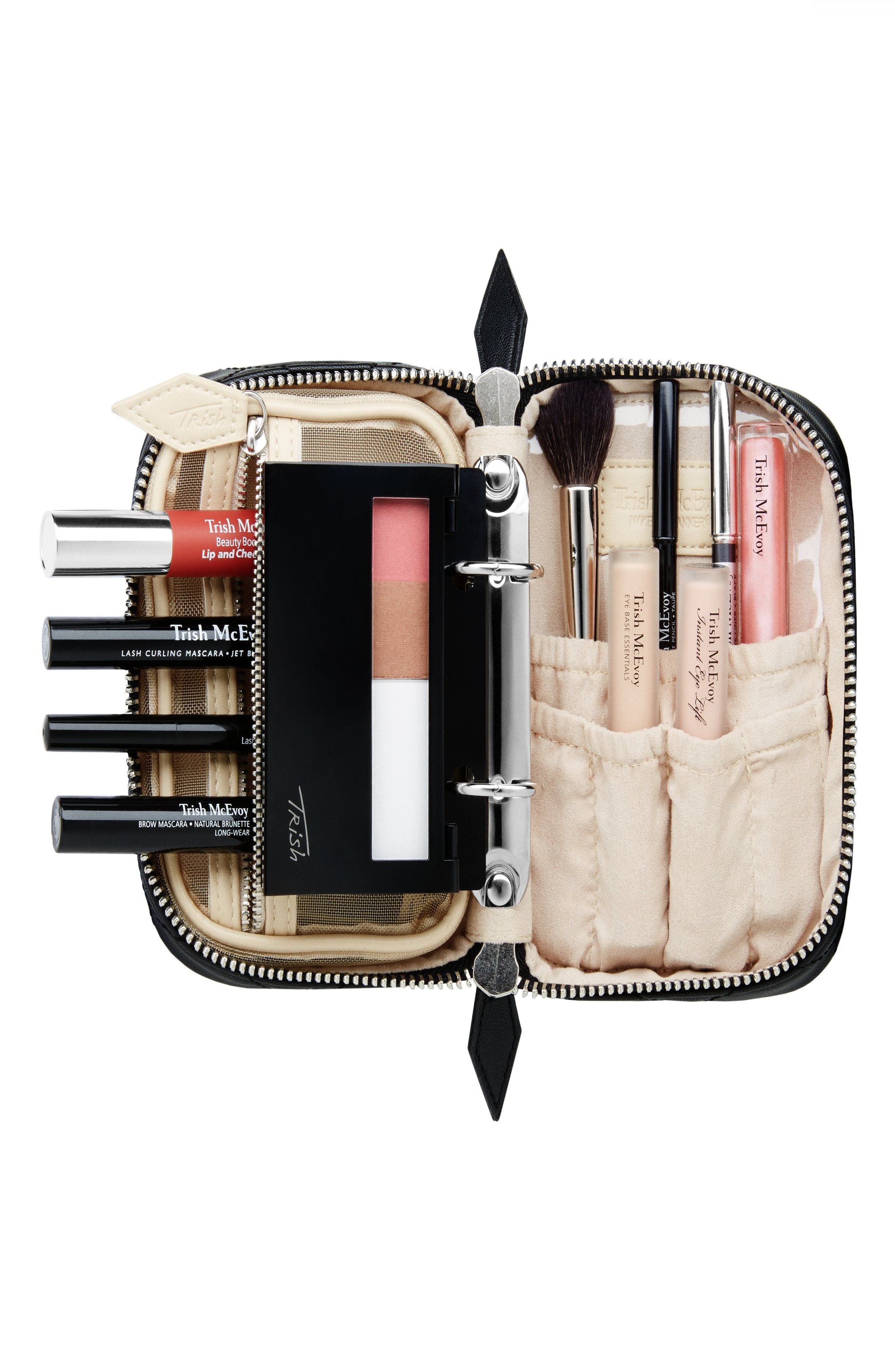 Hybrid Black Makeup Planner<sup>®</sup>,                             Main thumbnail 1, color,                             000