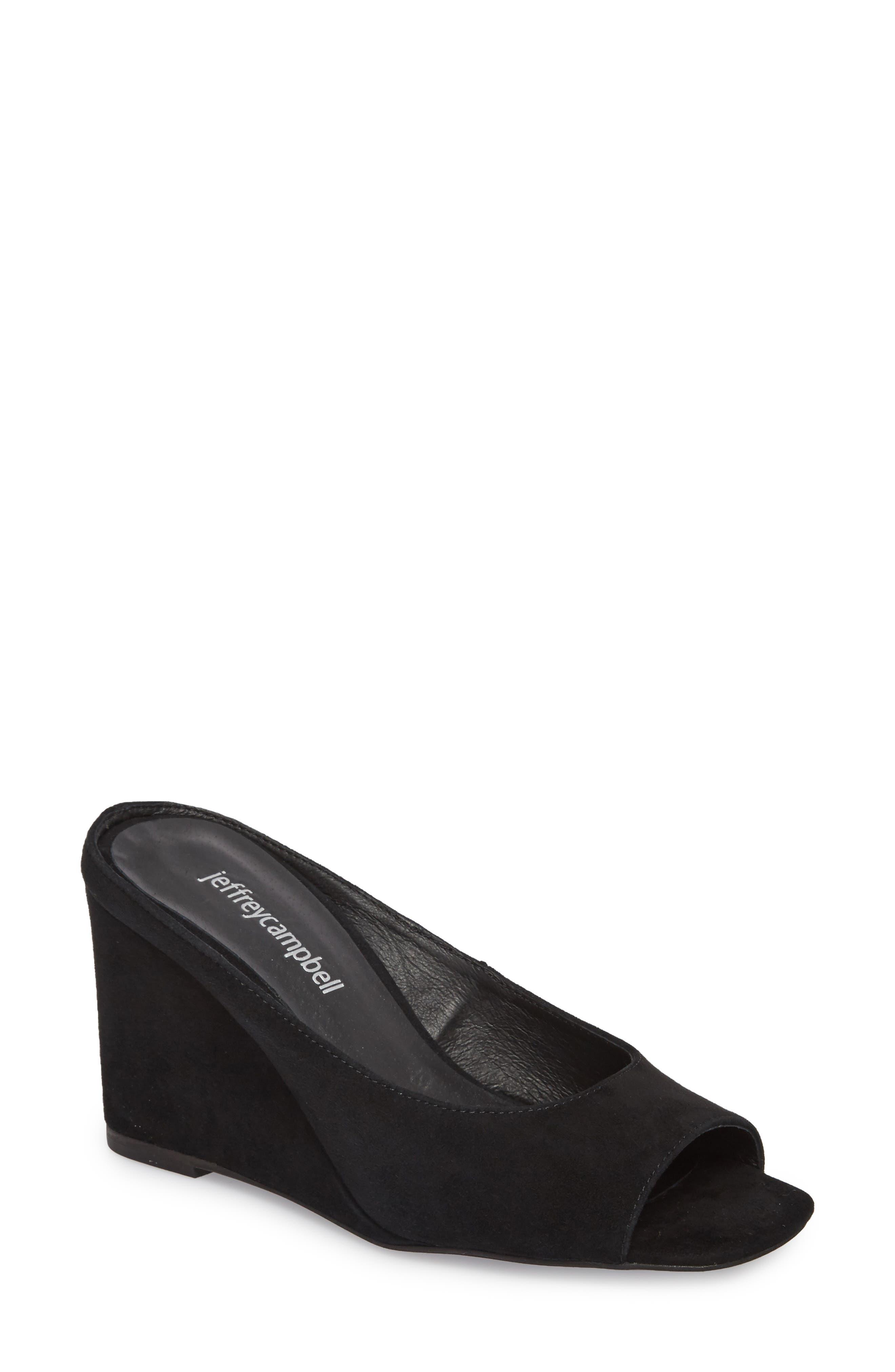 Generous Wedge Sandal,                         Main,                         color, 005