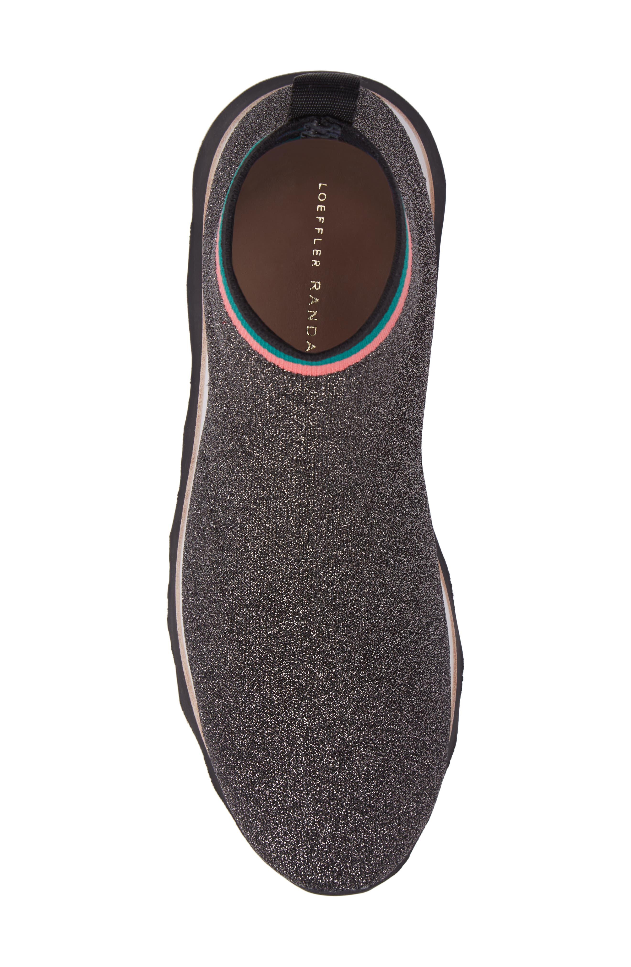Scout Sock Sneaker,                             Alternate thumbnail 5, color,                             002