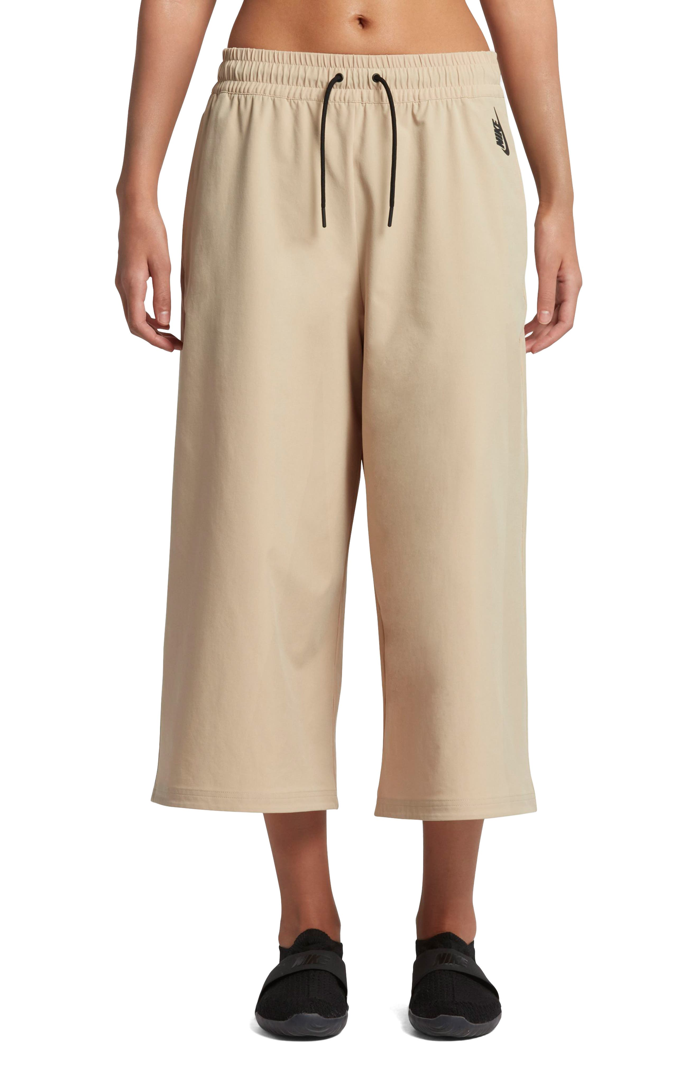 Lab Essentials Culottes,                             Alternate thumbnail 4, color,