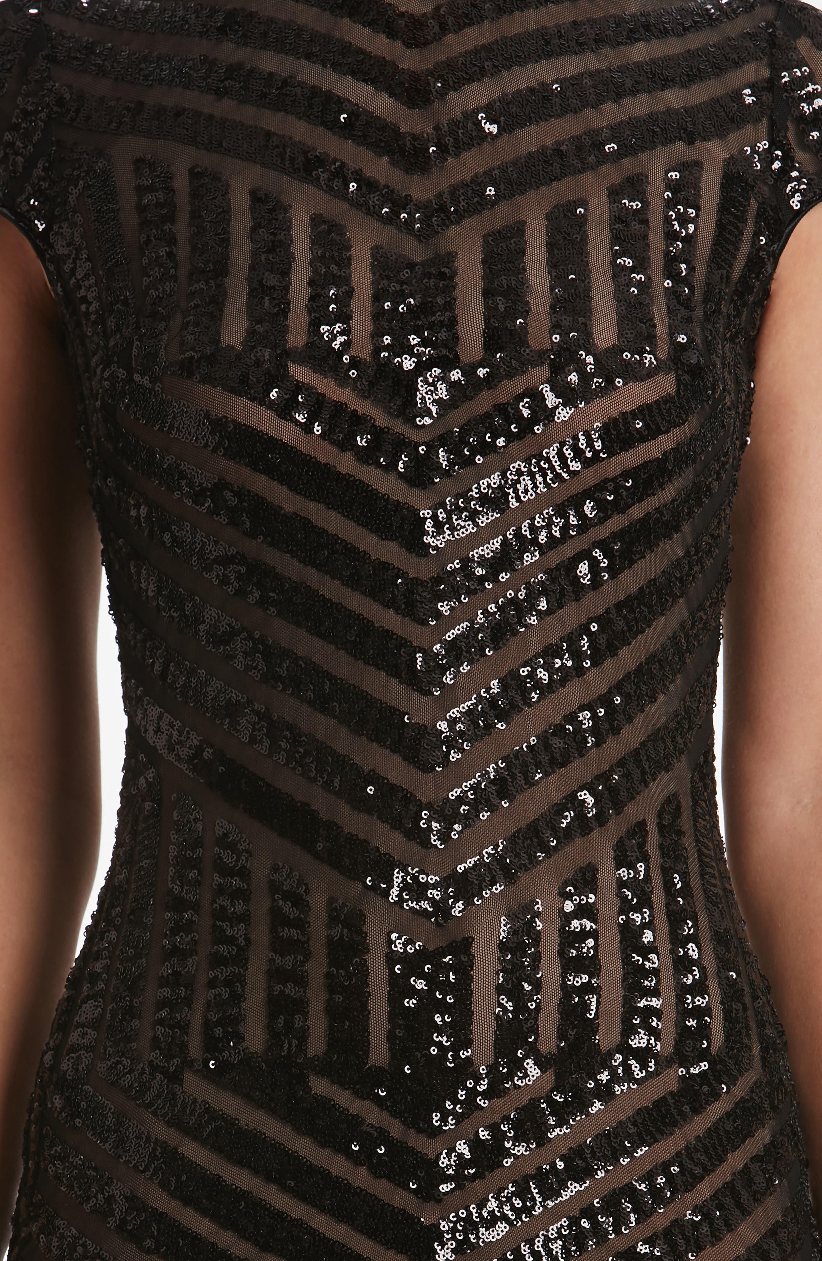 Katerina Body-Con Dress,                             Alternate thumbnail 3, color,                             019
