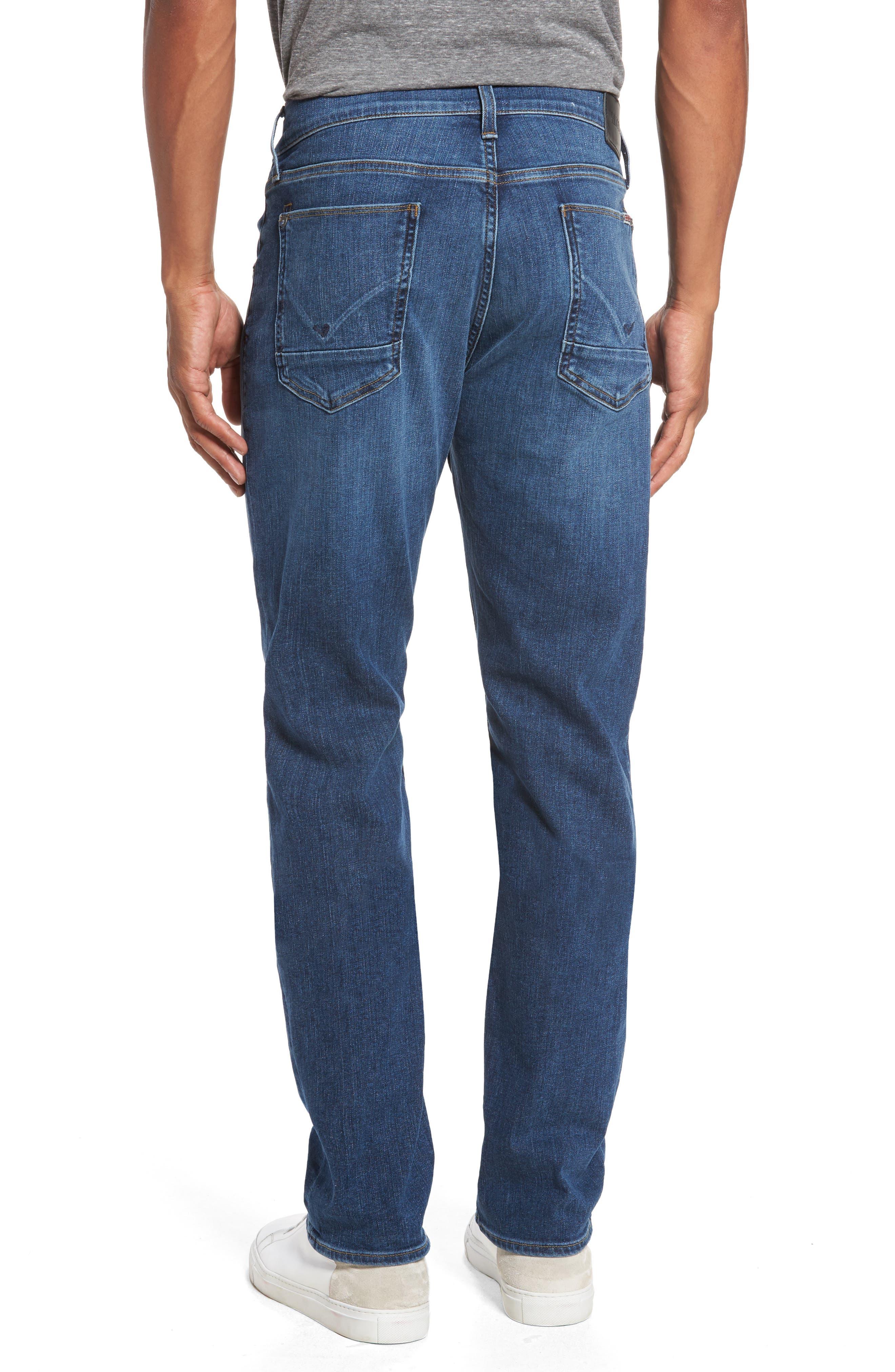 Byron Slim Straight Leg Jeans,                             Alternate thumbnail 2, color,                             421