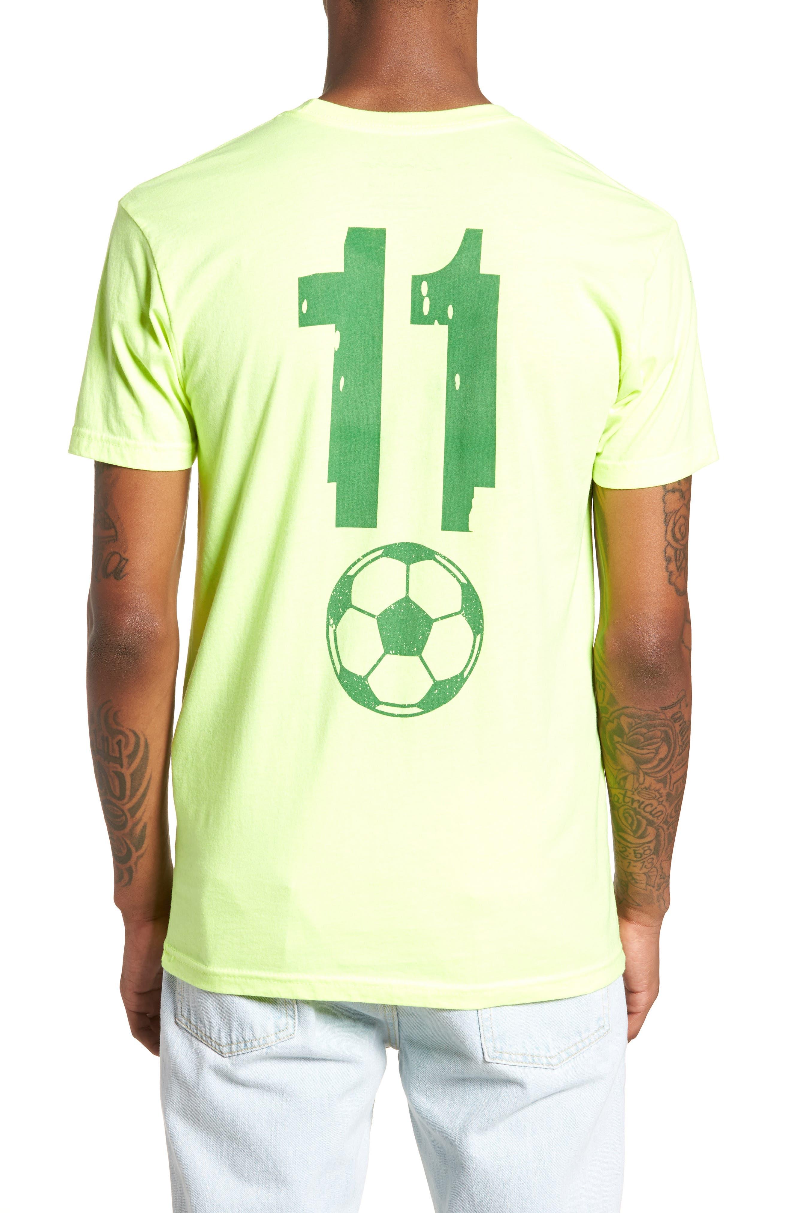 Brasil Futbol T-Shirt,                             Alternate thumbnail 2, color,                             700
