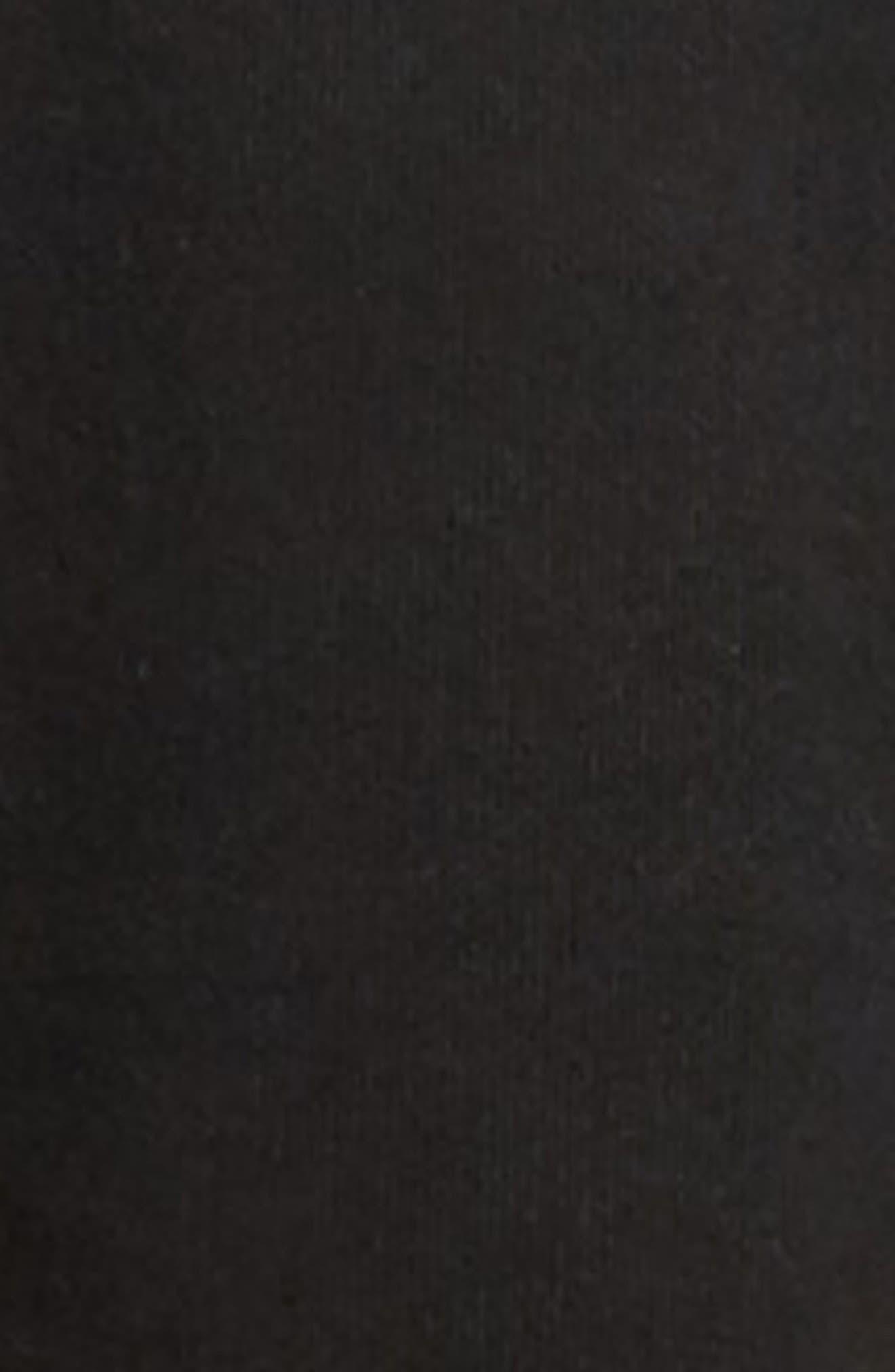 Puffy Number Sweashirt Dress,                             Alternate thumbnail 5, color,
