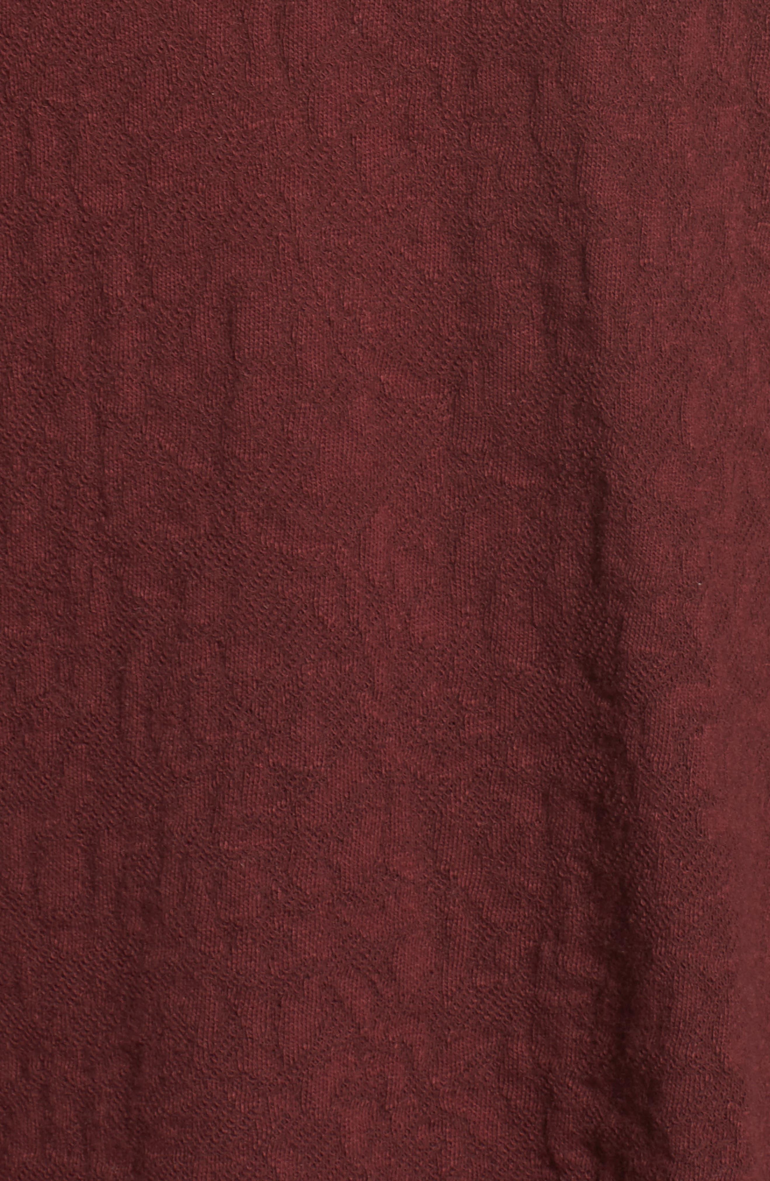 Lace Knit Top,                             Alternate thumbnail 5, color,