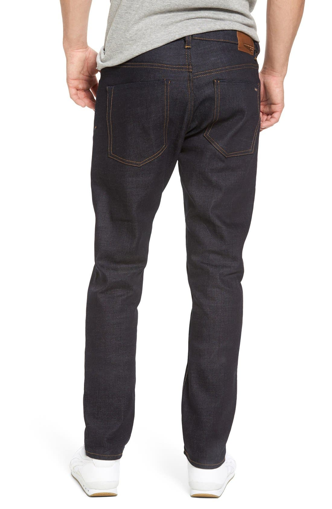 'Solver' Tapered Jeans,                             Alternate thumbnail 15, color,