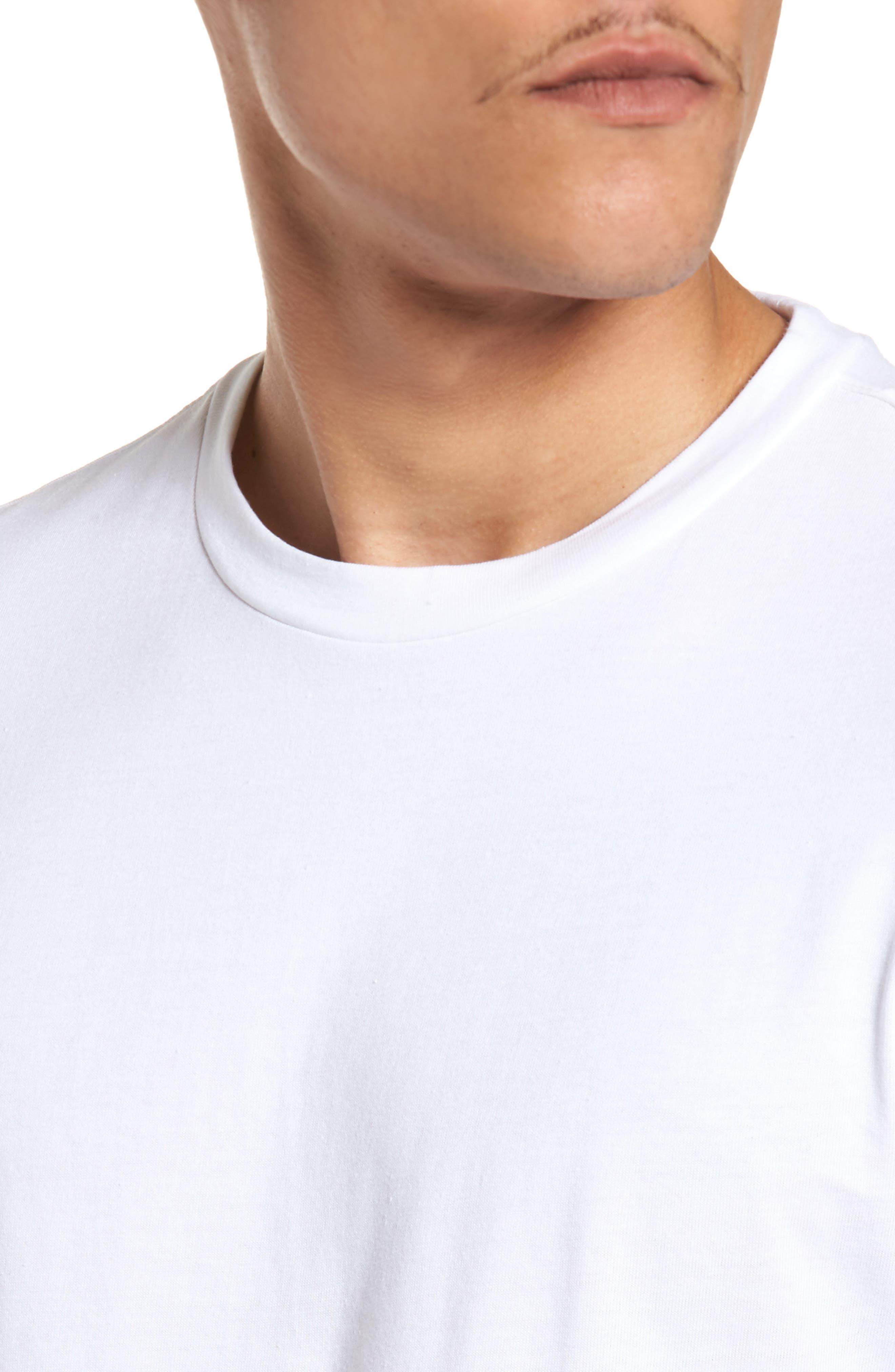 Tides T-Shirt,                             Alternate thumbnail 4, color,                             100