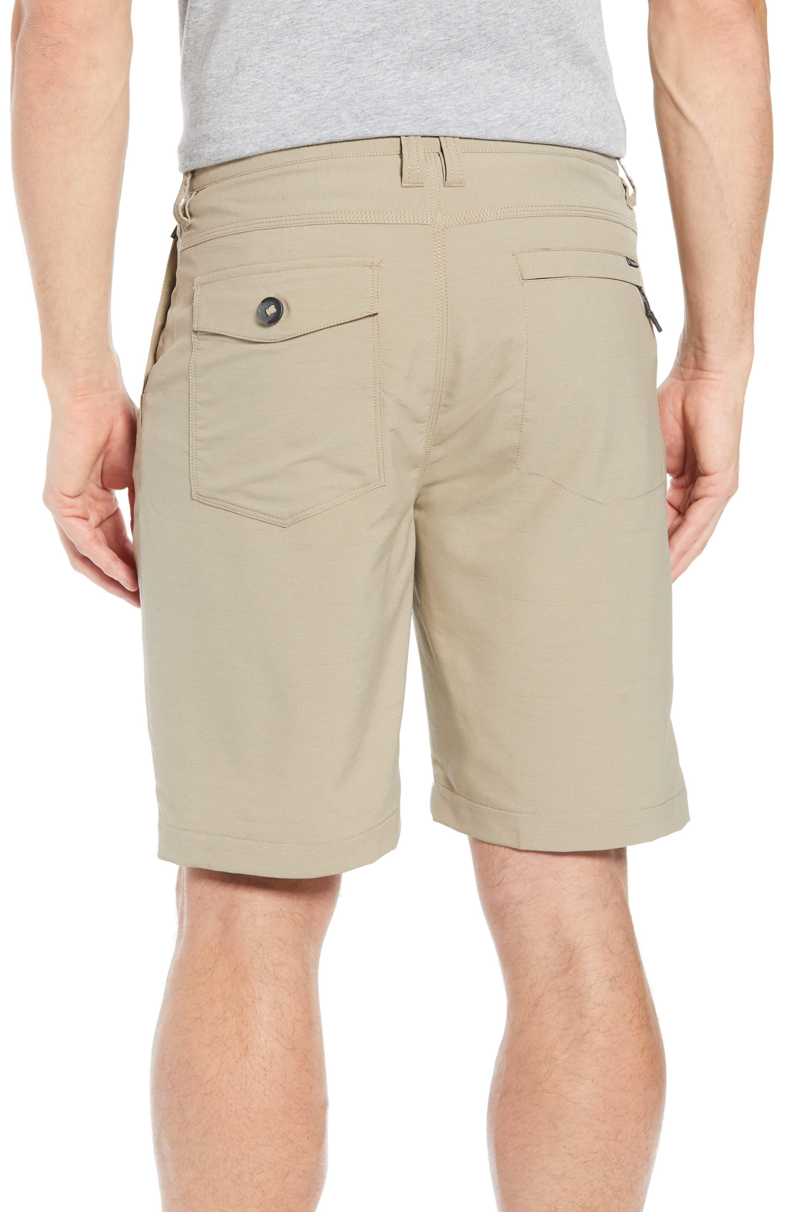Surfreak Hybrid Shorts,                             Alternate thumbnail 2, color,                             KHAKI