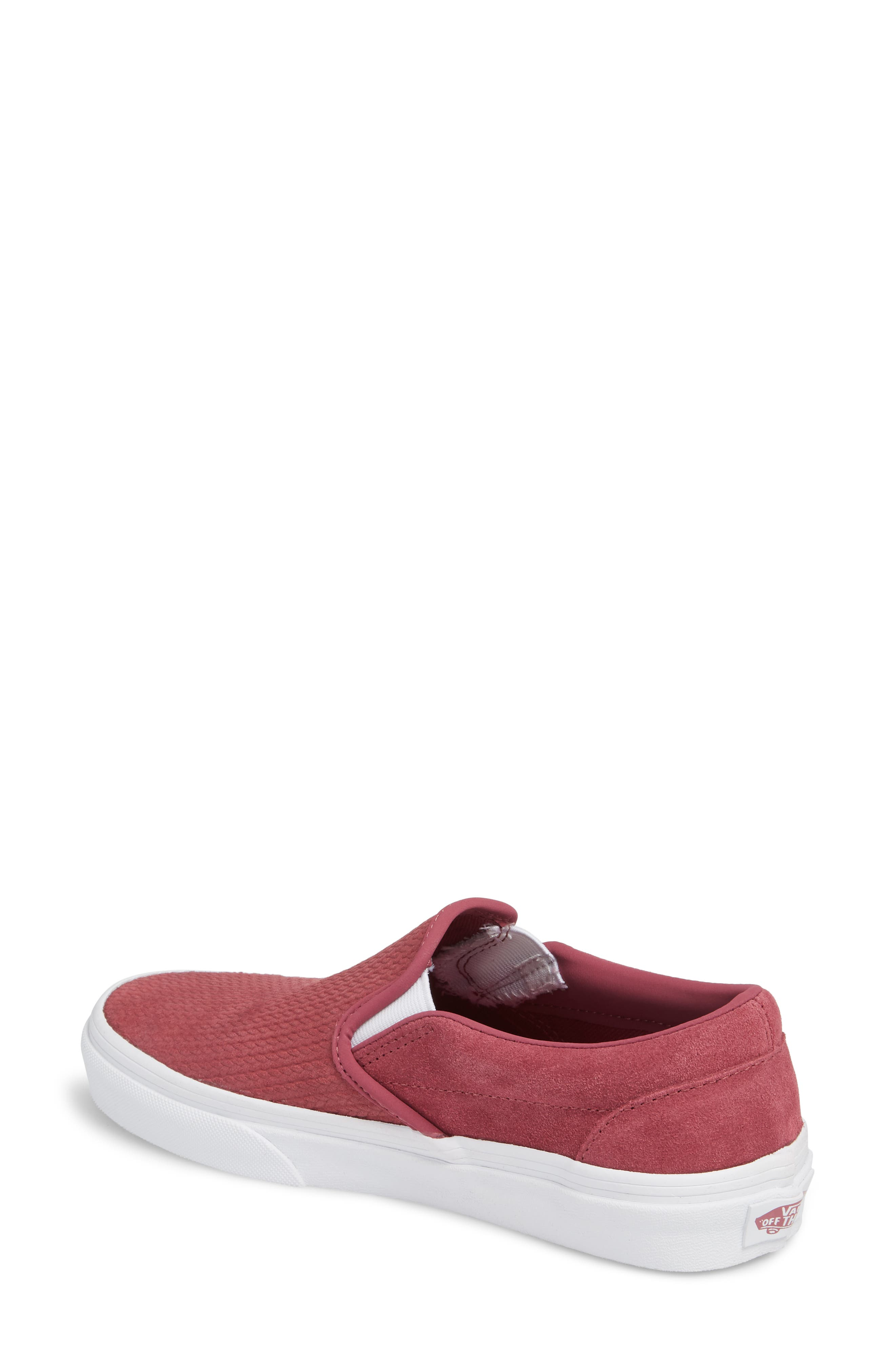 Classic Slip-On Sneaker,                             Alternate thumbnail 122, color,