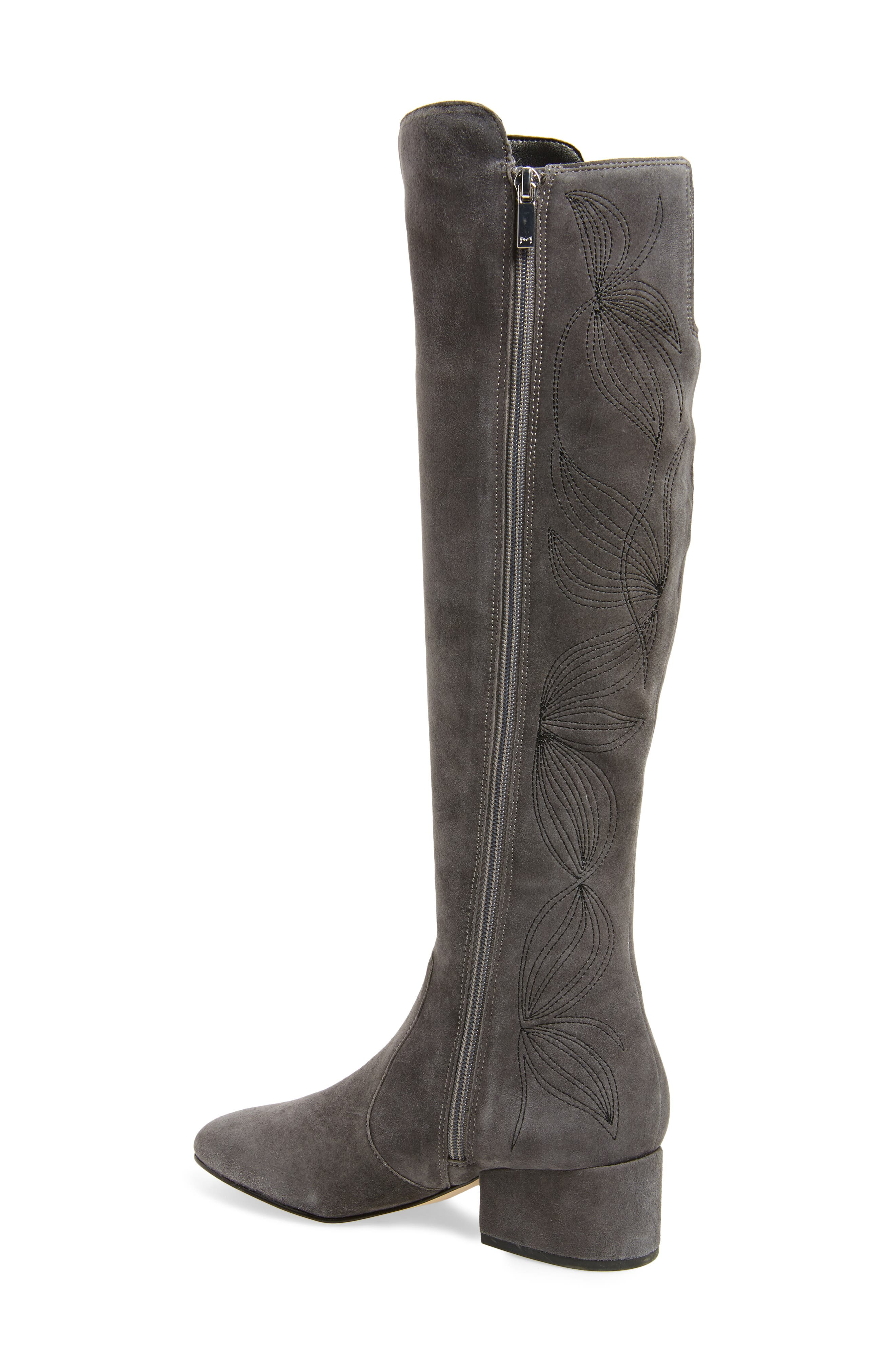 Tawnna Knee High Boot,                             Alternate thumbnail 5, color,