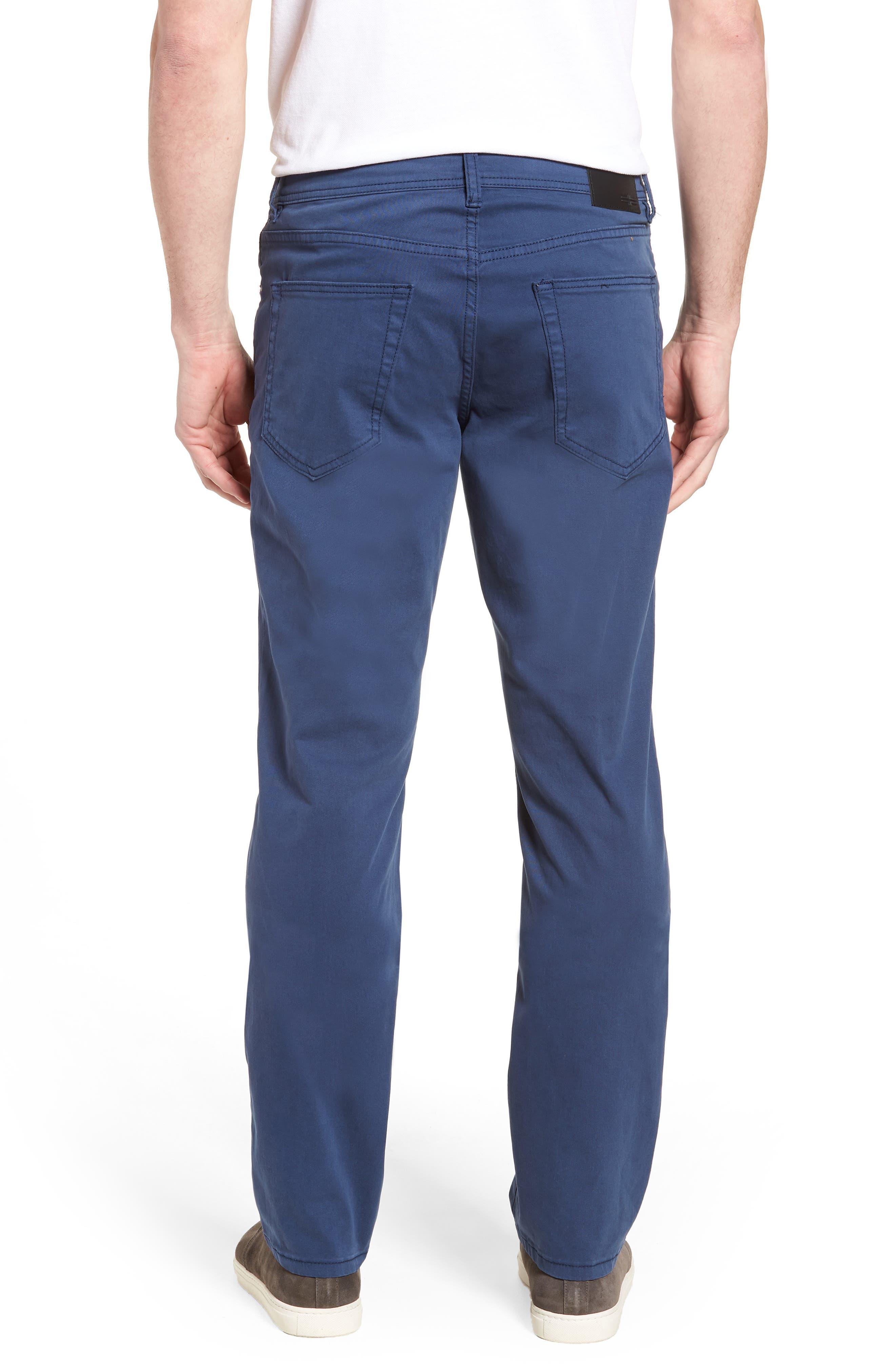 Jeans Co. Regent Relaxed Straight Leg Jeans,                             Alternate thumbnail 2, color,                             BLUE TWILIGHT