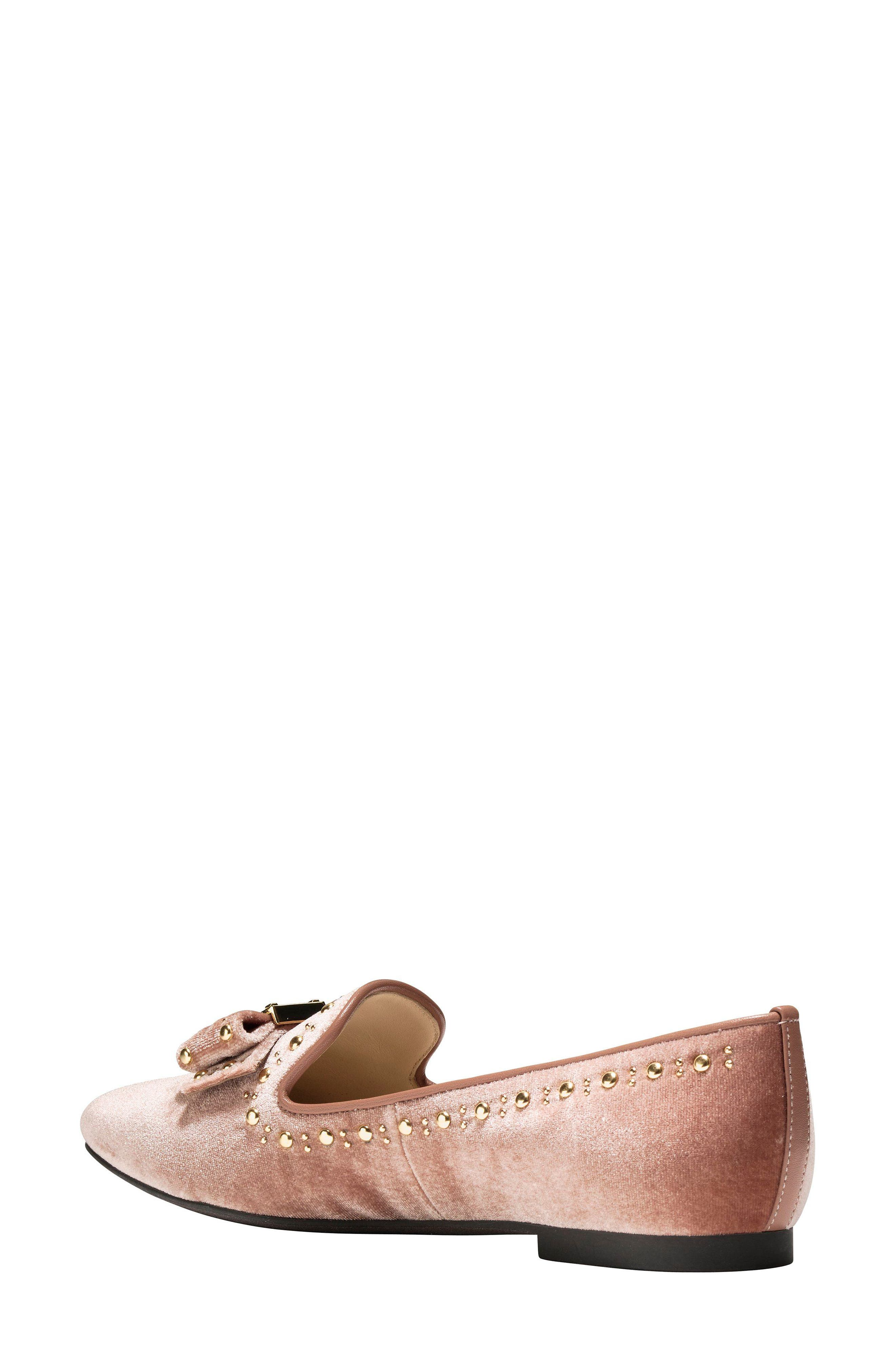Tali Bow Loafer,                             Alternate thumbnail 5, color,