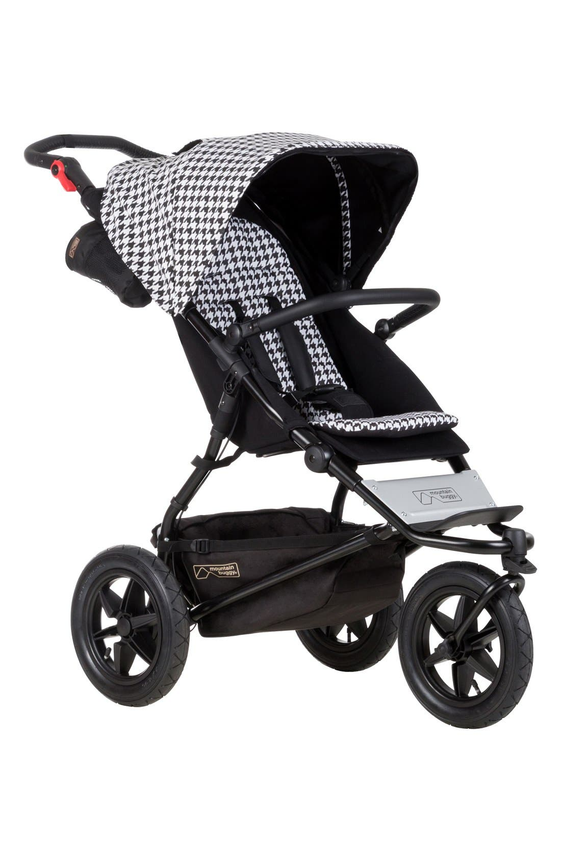 Urban Jungle - The Luxury Collection Stroller,                             Main thumbnail 1, color,                             001