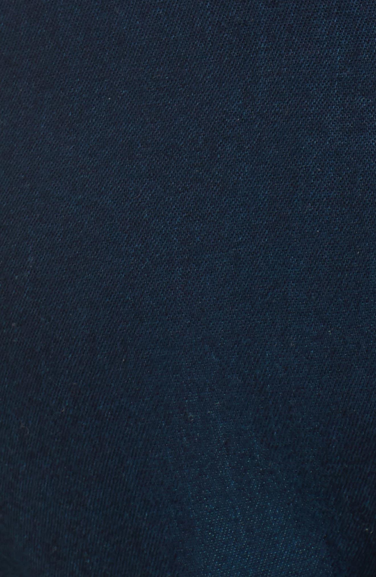 Elizabeth & Kenmare Shirtdress,                             Alternate thumbnail 5, color,                             405
