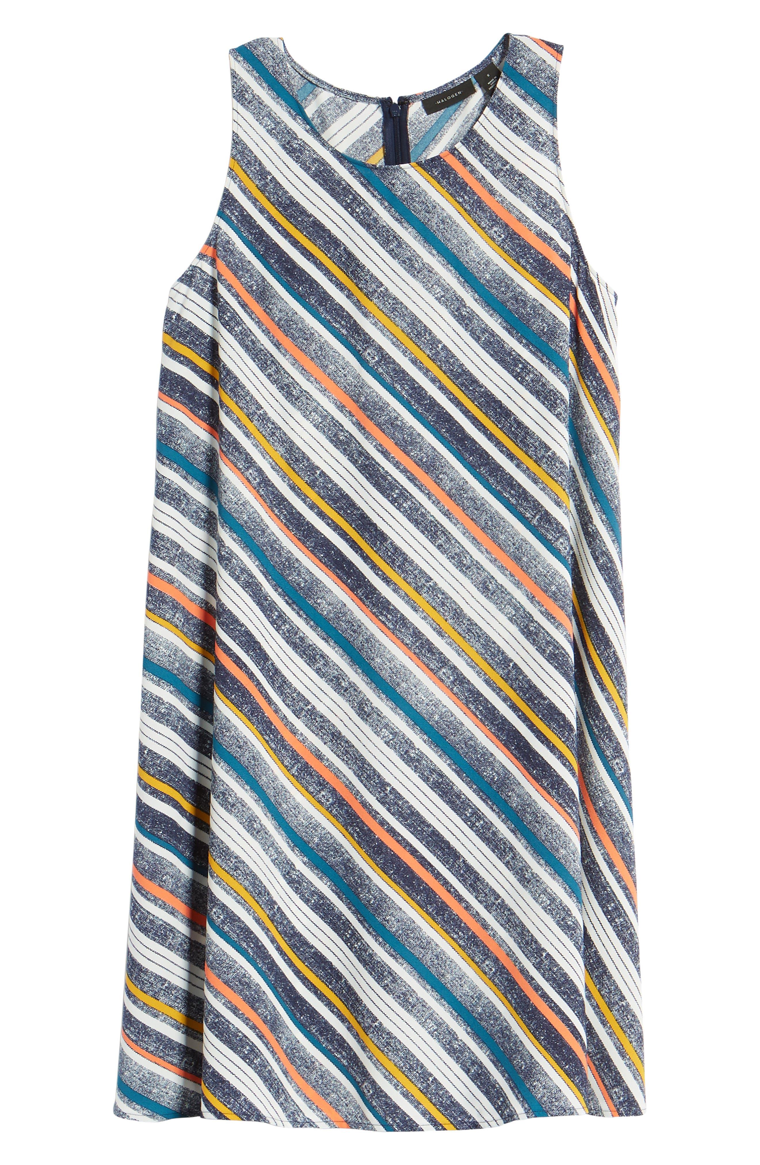 A-Line Dress,                             Alternate thumbnail 140, color,