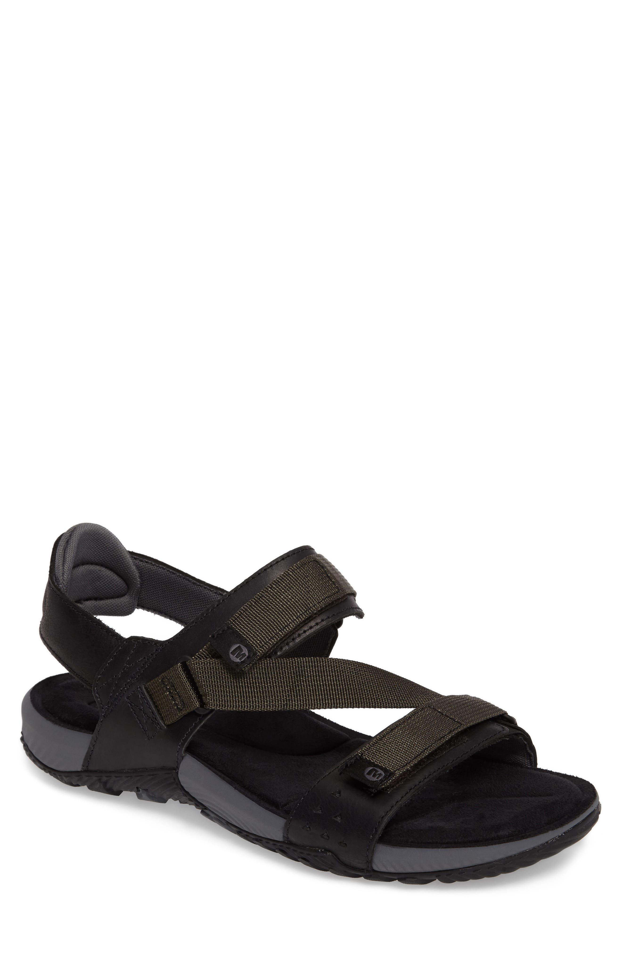Terrant Sandal,                         Main,                         color, 001