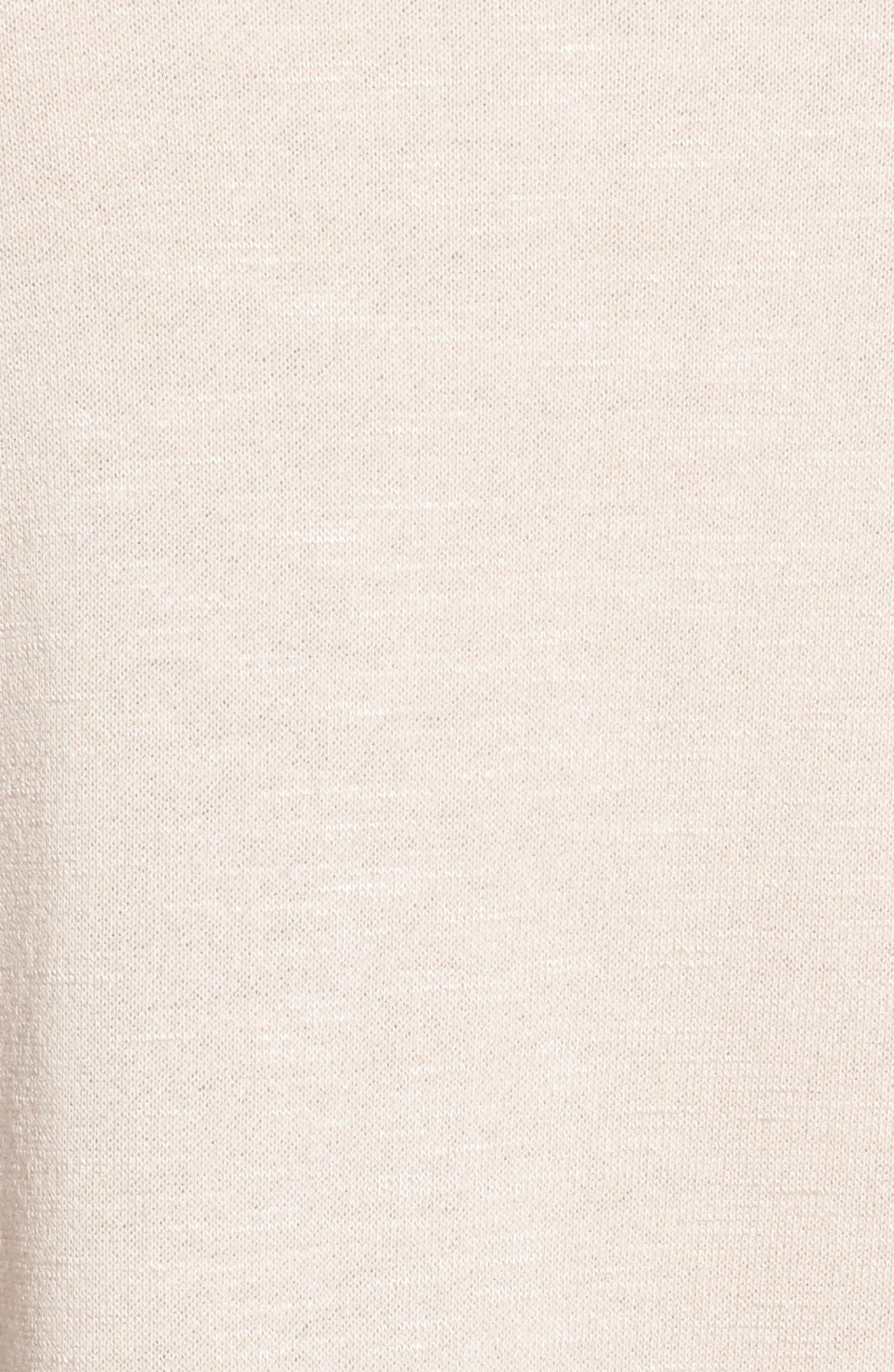 Ruffle Back Sweatshirt,                             Alternate thumbnail 23, color,