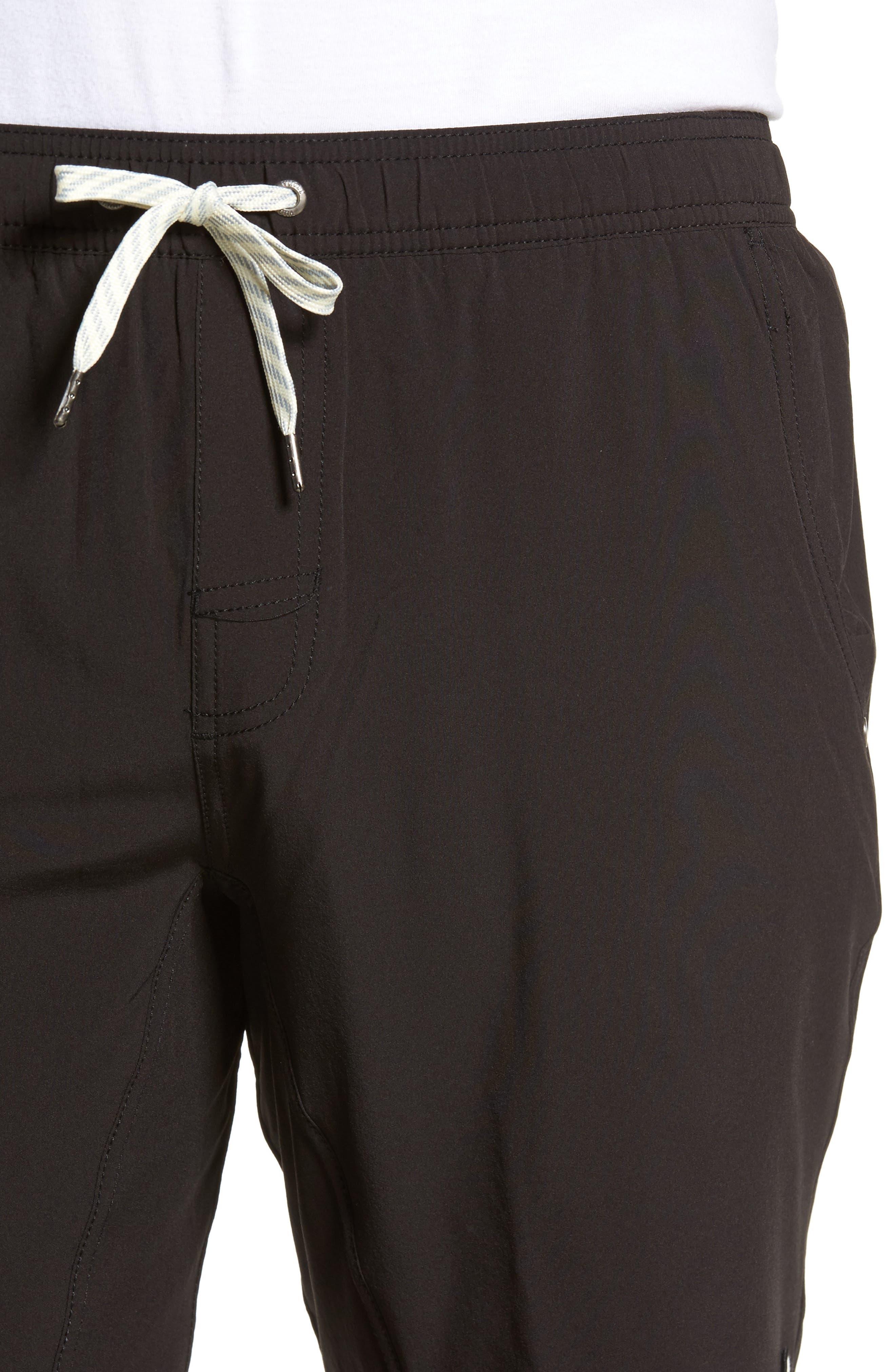 Kore Shorts,                             Alternate thumbnail 4, color,                             BLACK